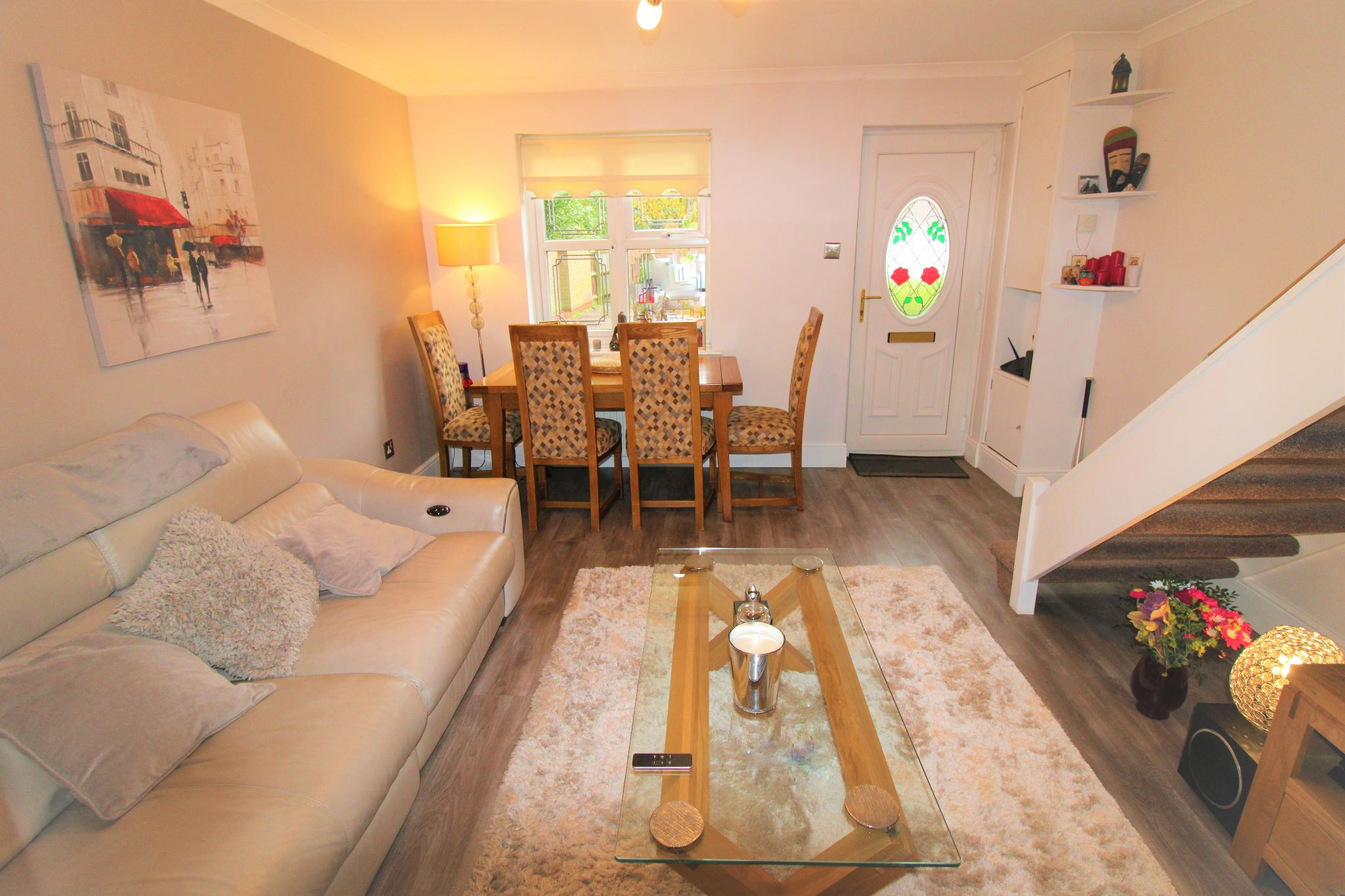 2 Bedroom End Terraced House For Sale - Lounge 1