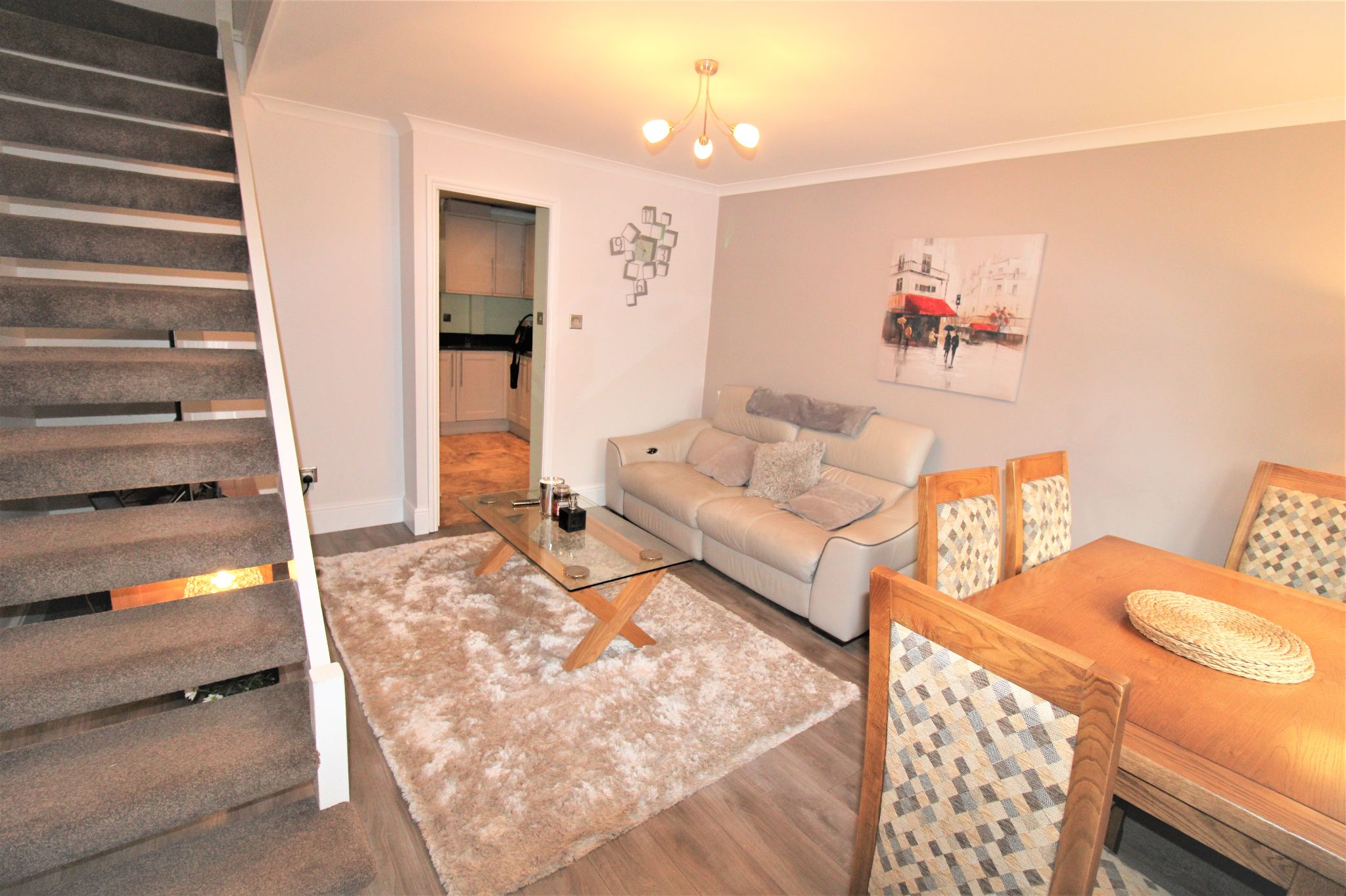 2 Bedroom End Terraced House For Sale - Lounge 2