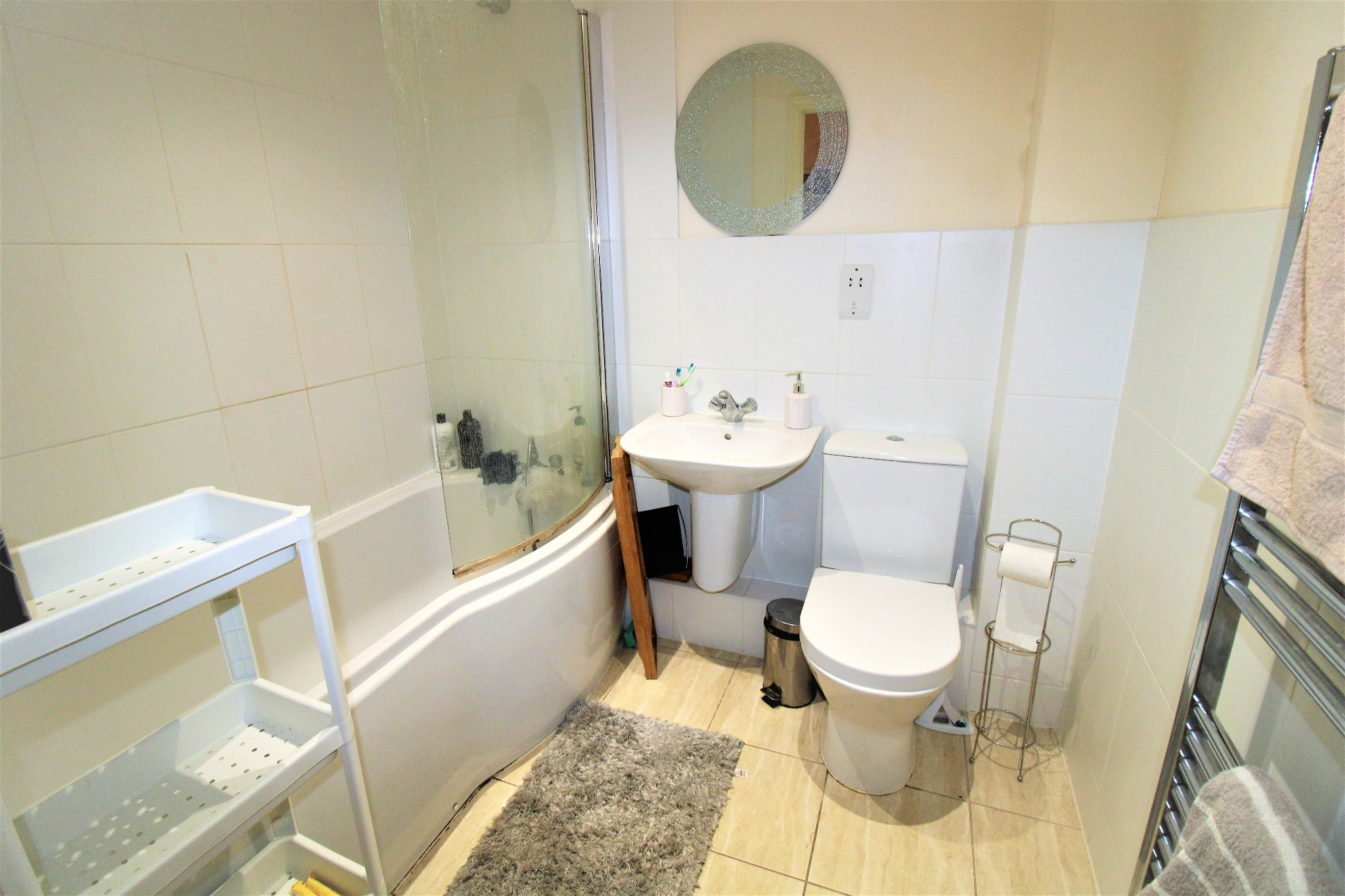 2 Bedroom Apartment Flat/apartment For Sale - Bathroom