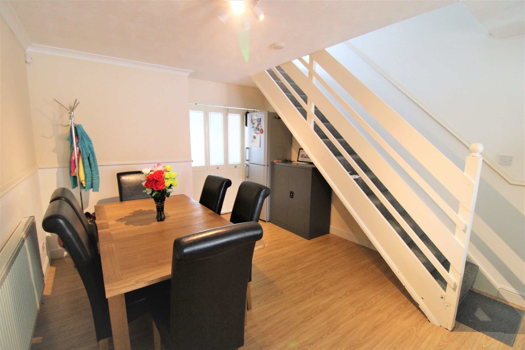 2 Bedroom Mid Terraced House For Sale - Dining Area