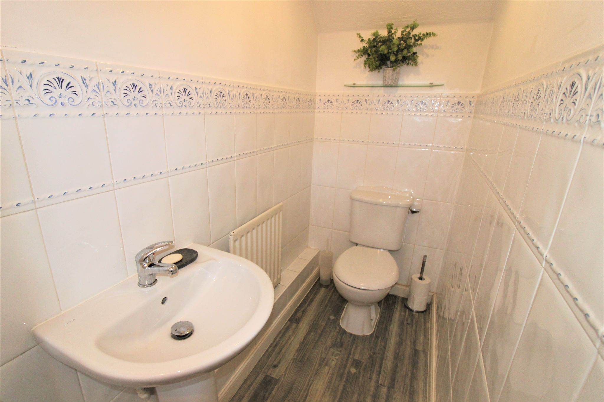 4 Bedroom Detached House For Sale - Downstairs cloakroom