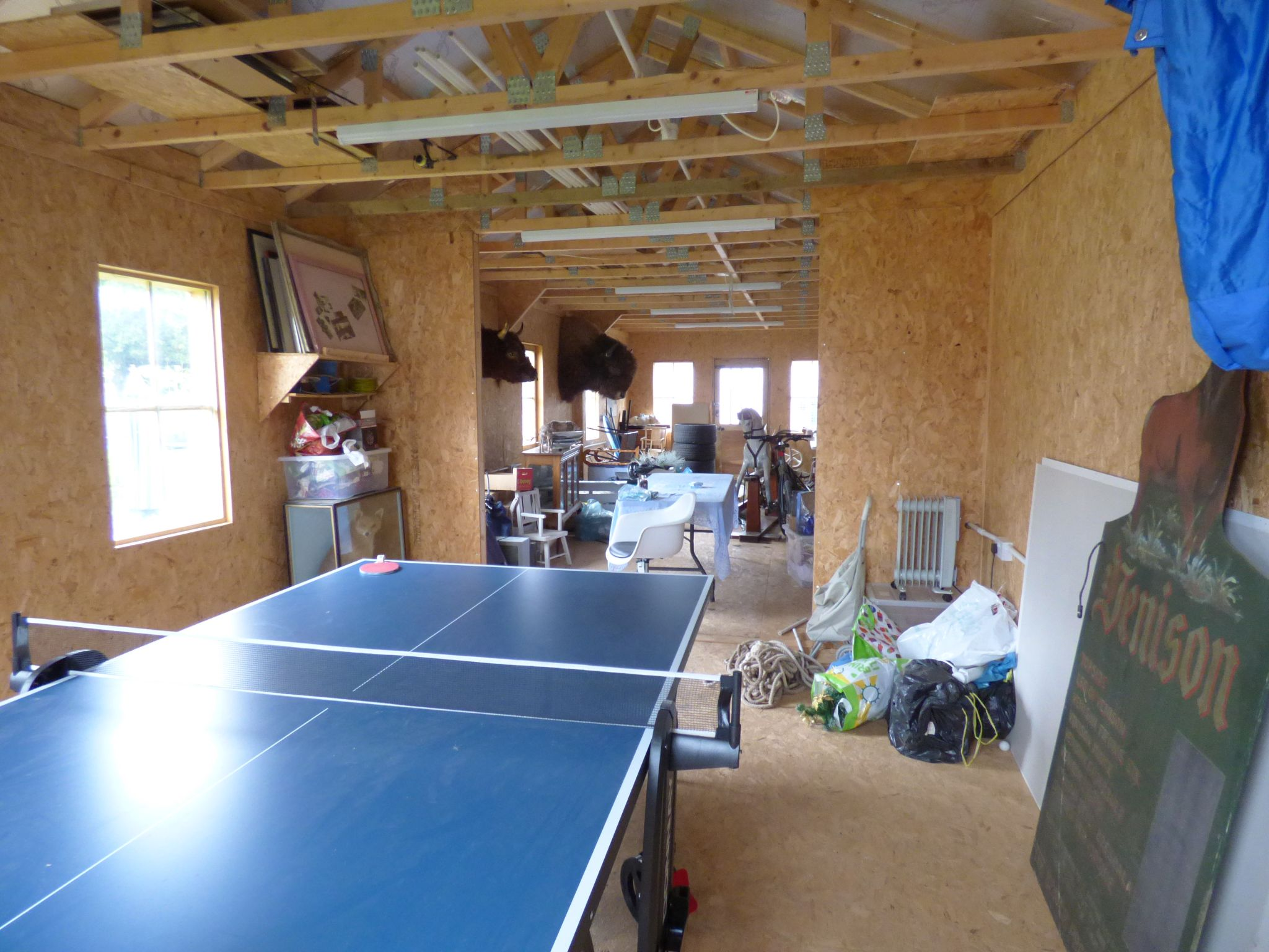 Office To Rent - Large Wooden Workshop