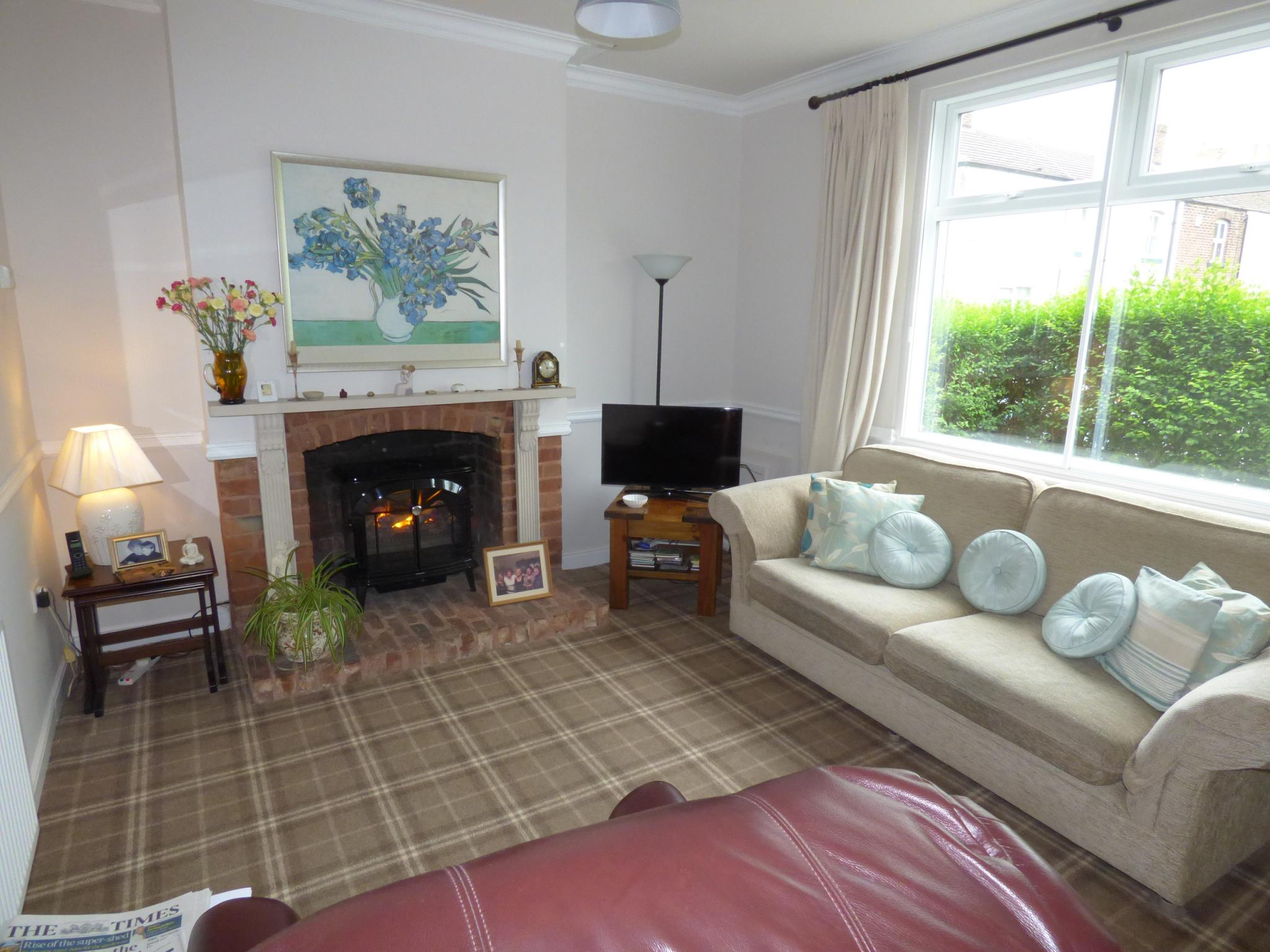 2 Bedroom Mid Terraced House For Sale - Photograph 2
