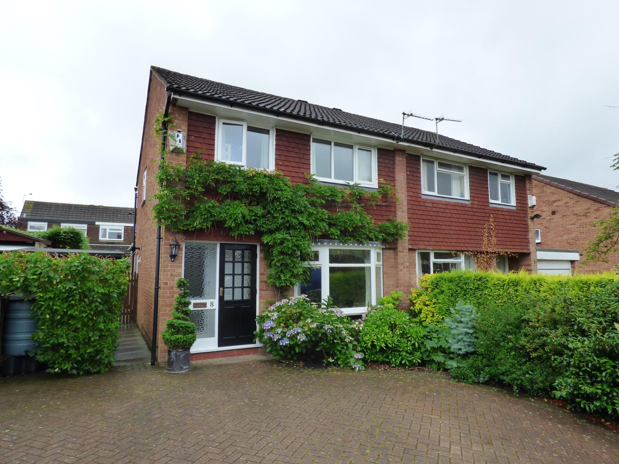 3 Bedroom Semi Detached House For Sale In 8 Whinchat Close