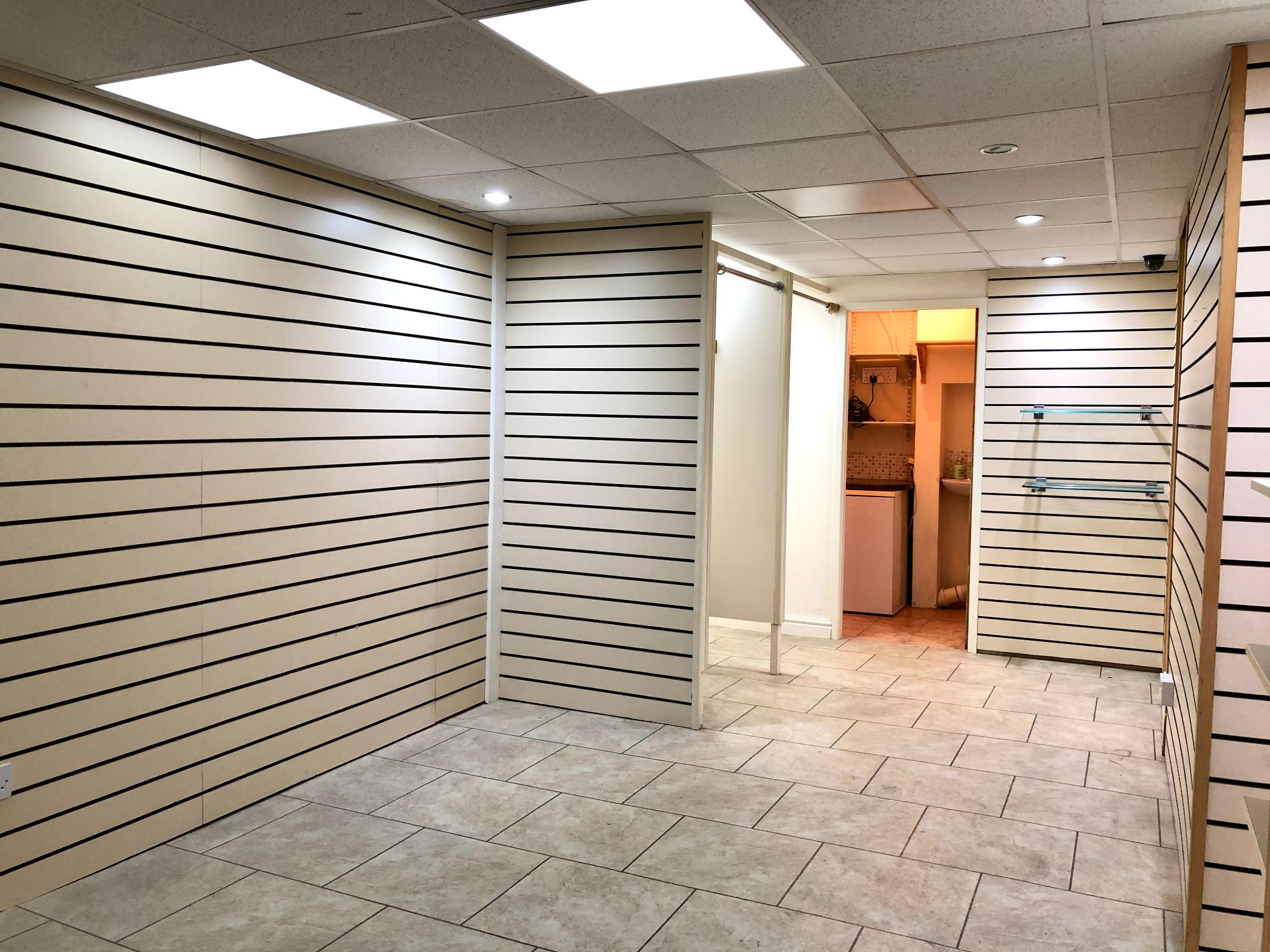 Office To Rent - Back Room