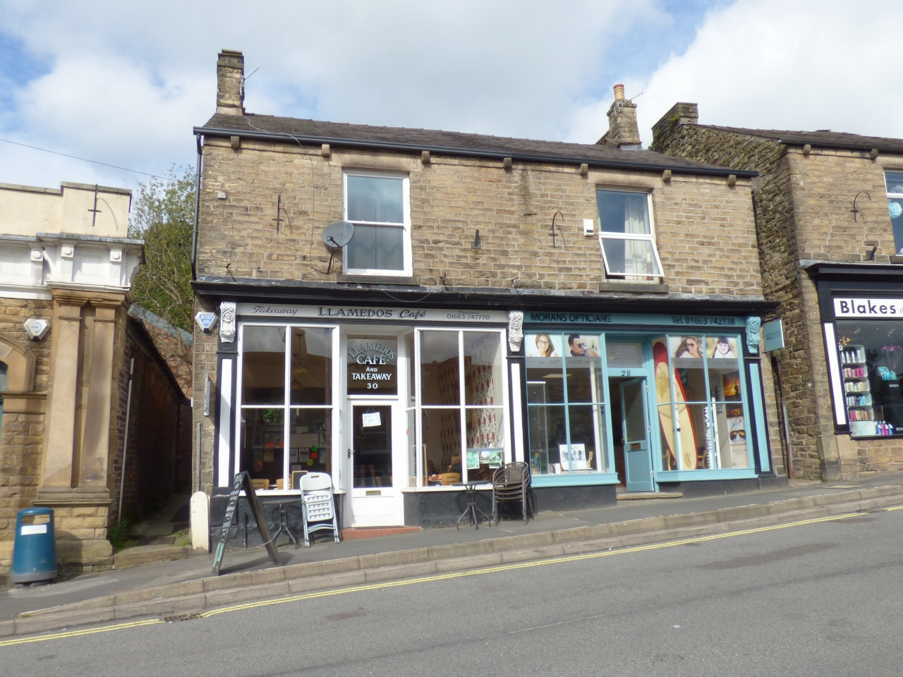 2 Bedroom Retail Property (high Street) For Sale - Image 1