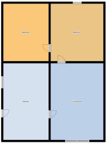 6 Bedroom Detached House For Sale - Floorplan 4