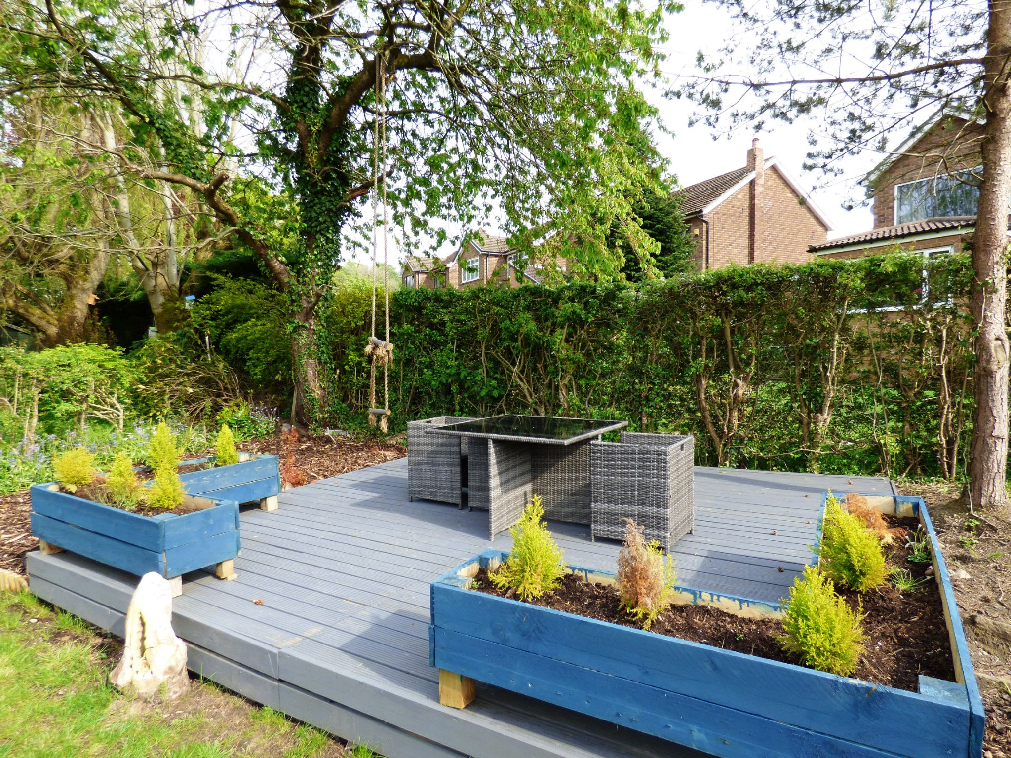 3 Bedroom Semi-detached House For Sale - Decked Area