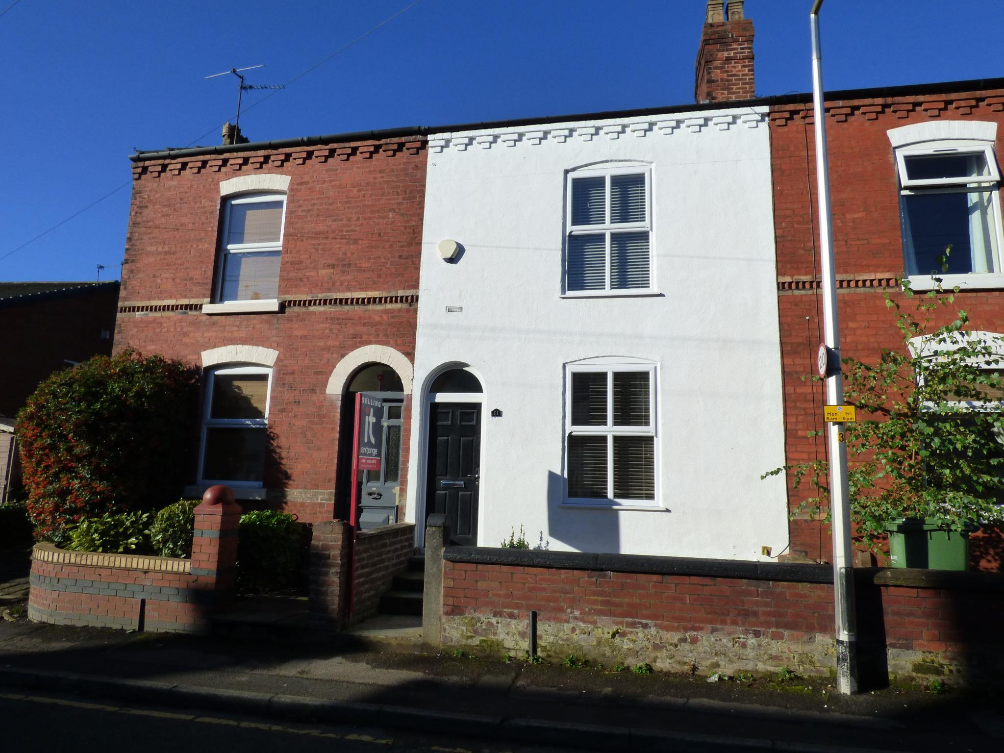 2 bedroom mid terraced house for sale in 11 napier street for Terrace house 1