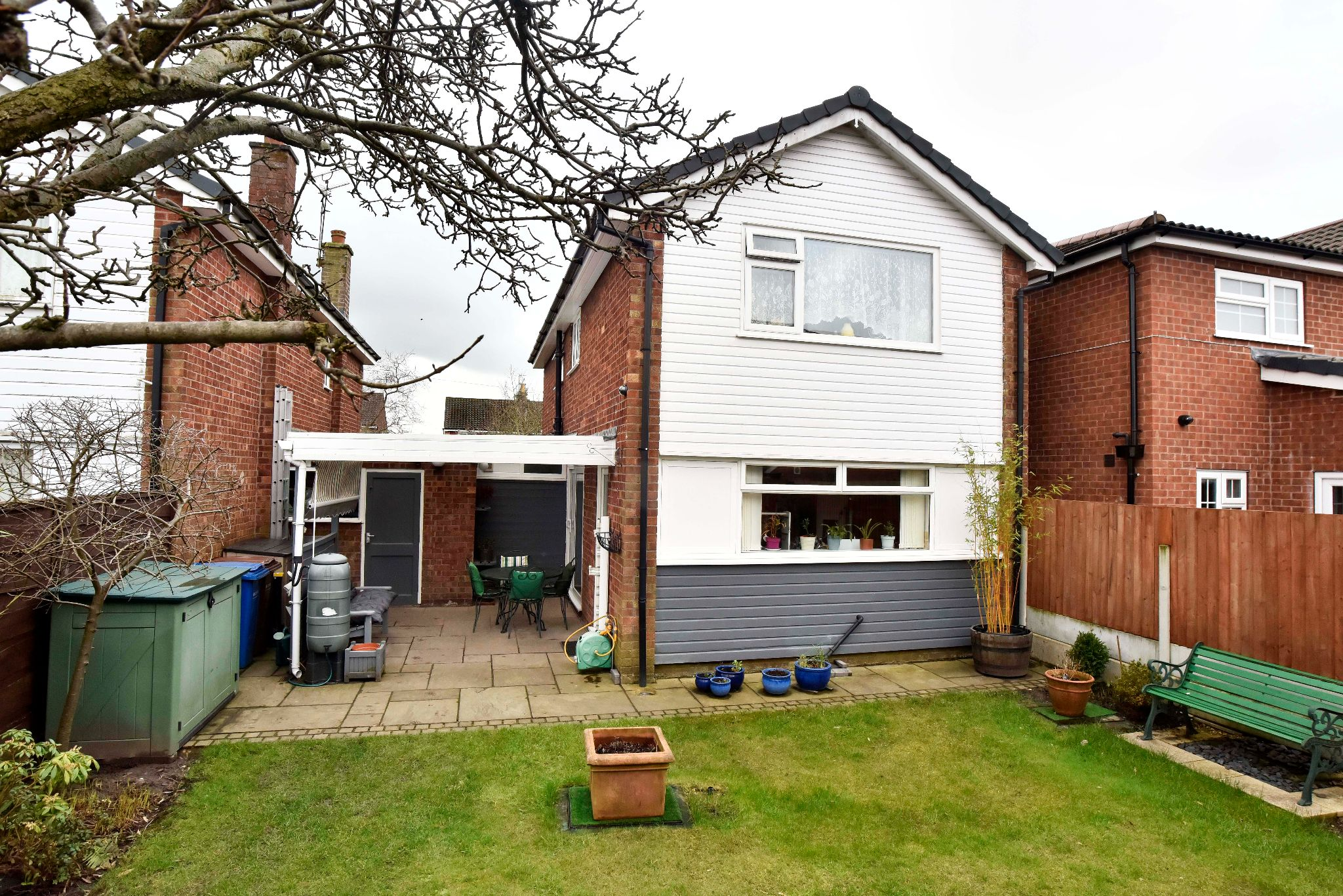 3 Bedroom Link Detached House For Sale - Photograph 21
