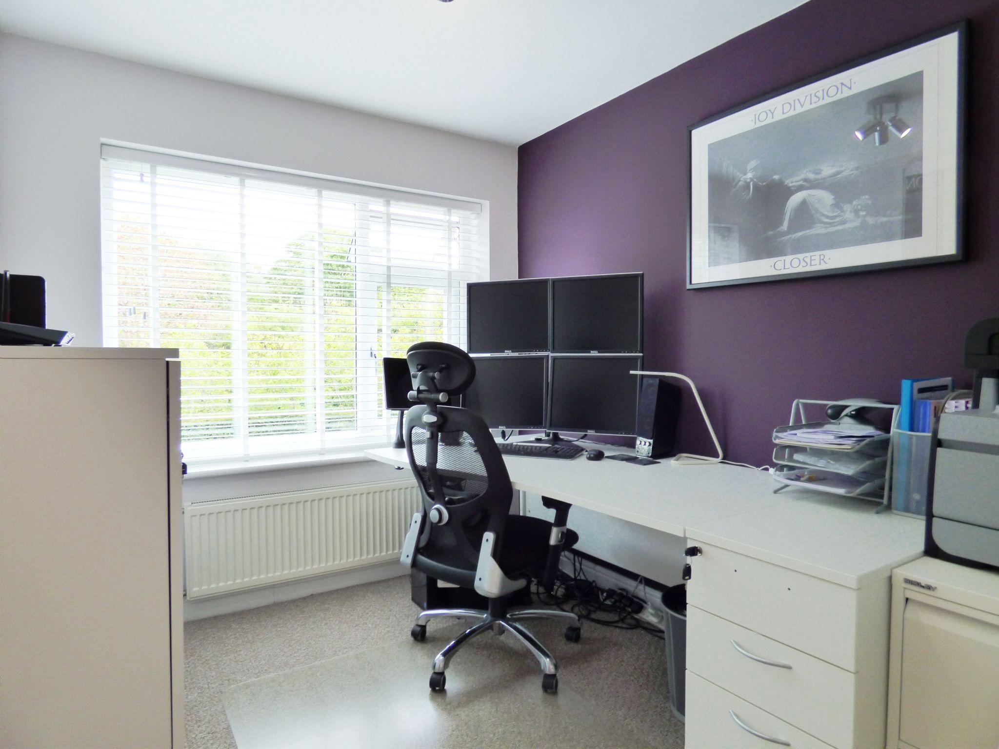 5 Bedroom Semi-detached House For Sale - Home Office / Bedroom Five