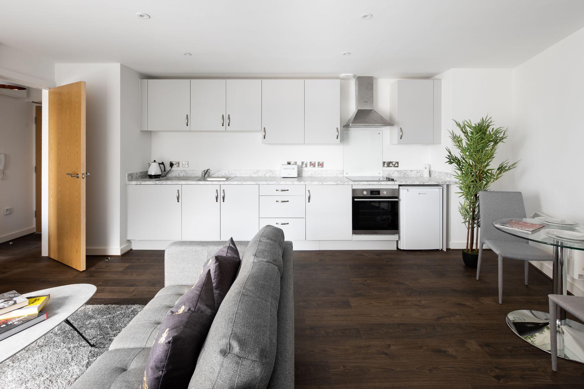 1 Bedroom Apartment Flat/apartment - Photograph 2