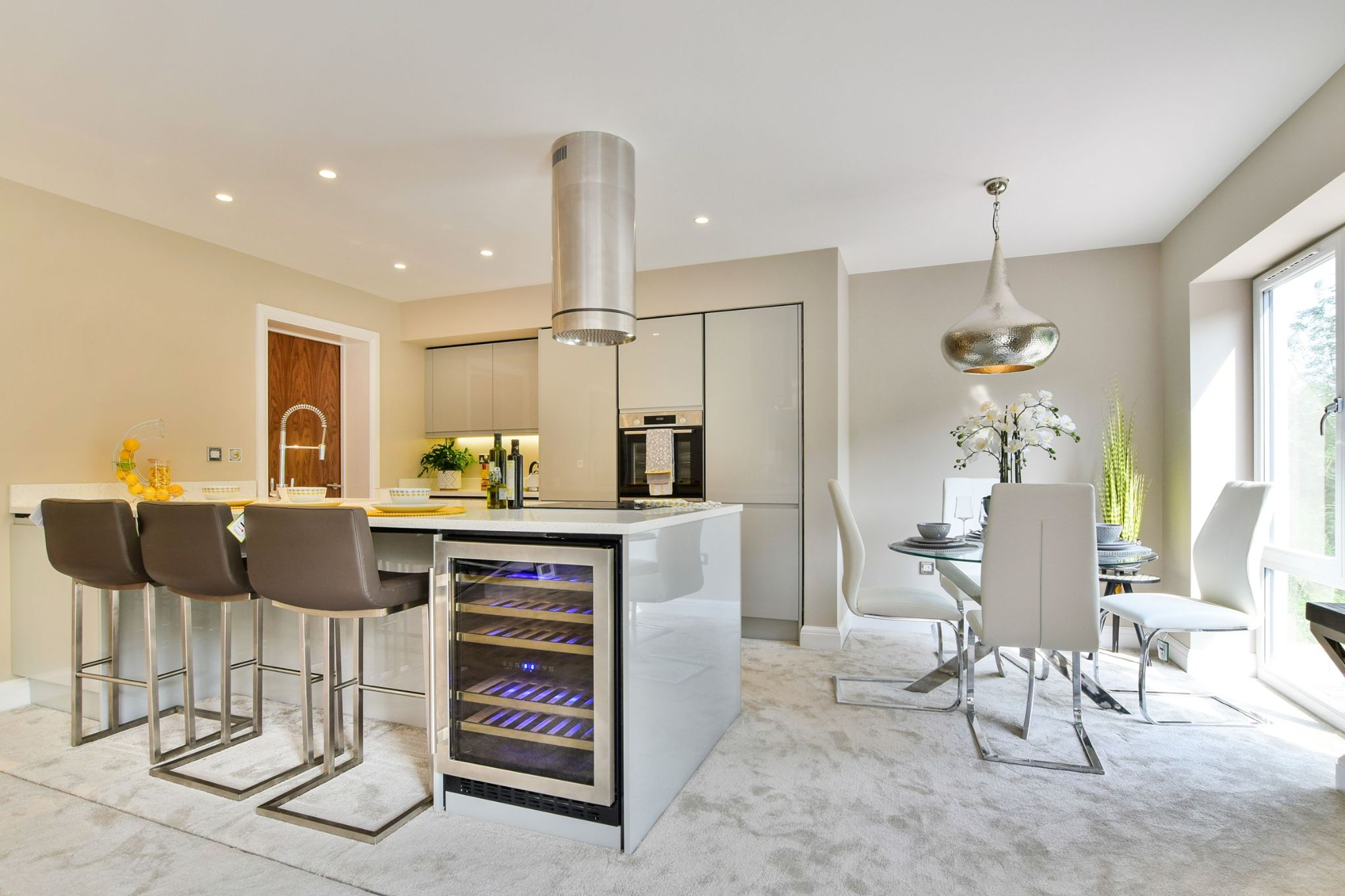 2 Bedroom Apartment Flat/apartment For Sale - Dining Kitchen
