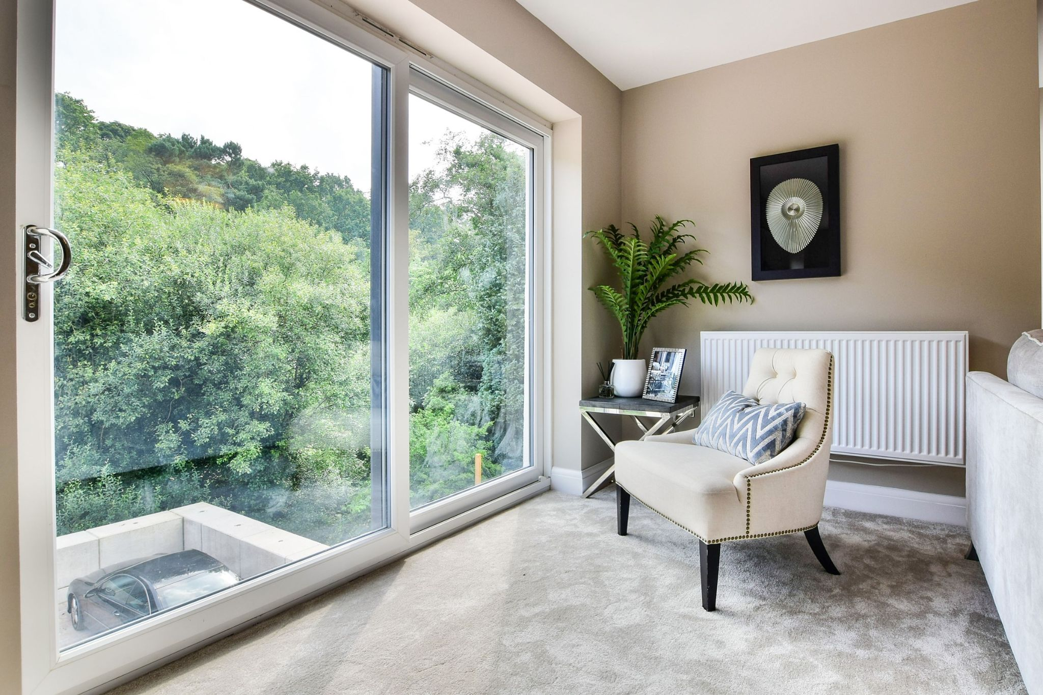 2 Bedroom Apartment Flat/apartment For Sale - Window View
