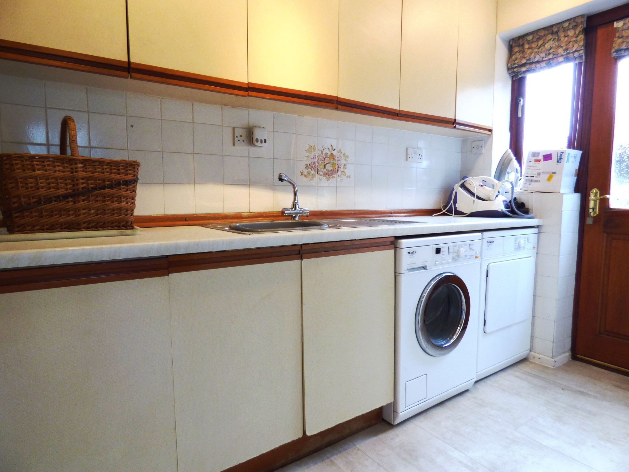 4 Bedroom Detached House For Sale - Utility Room