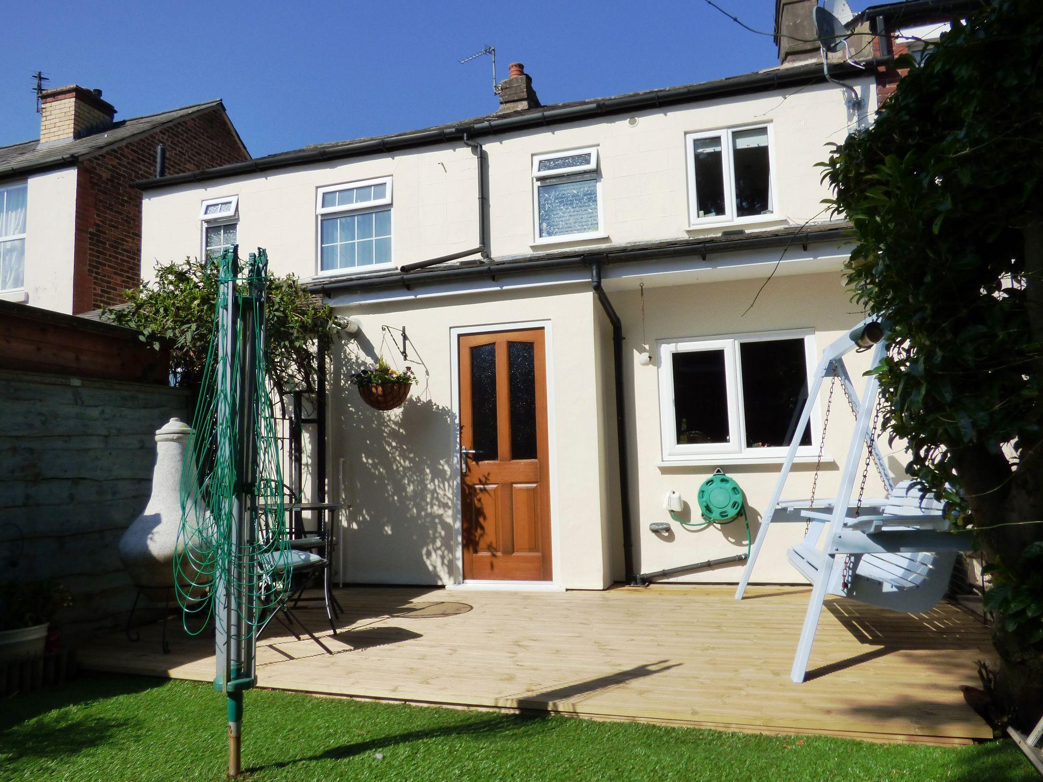2 Bedroom Cottage House For Sale - Rear External