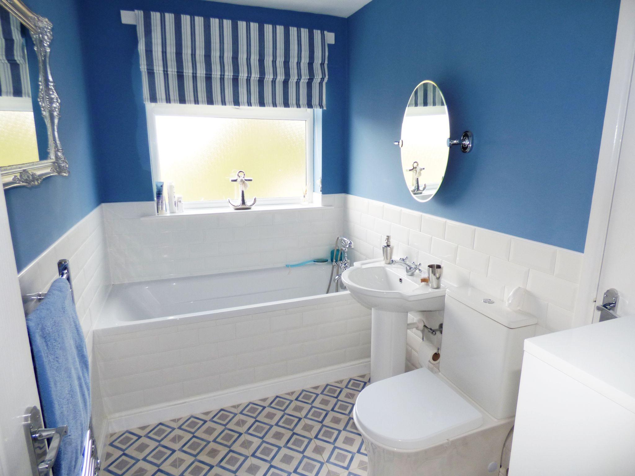 4 Bedroom Detached House For Sale - Bathroom
