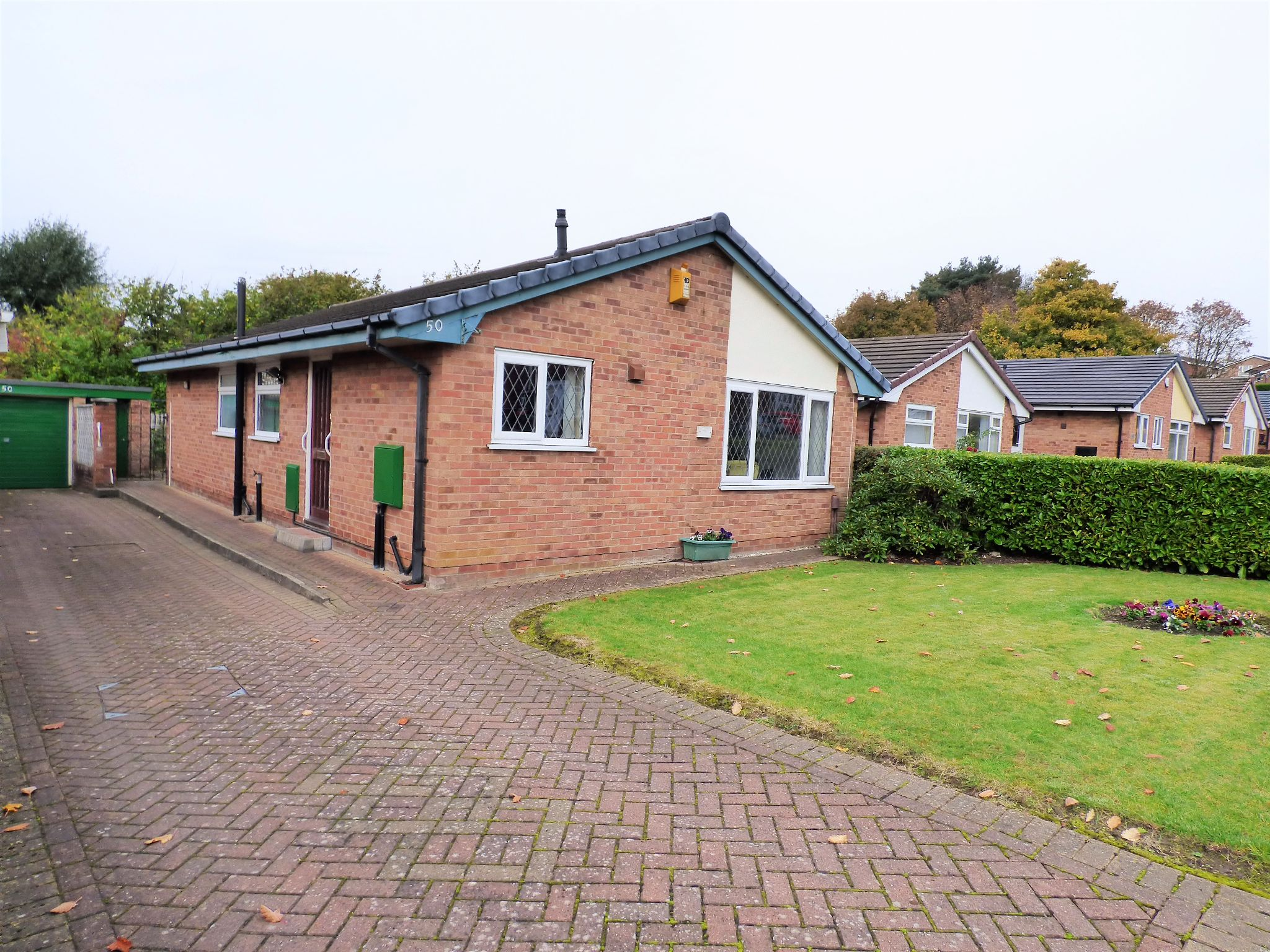 2 Bedroom Detached Bungalow For Sale - Photograph 1