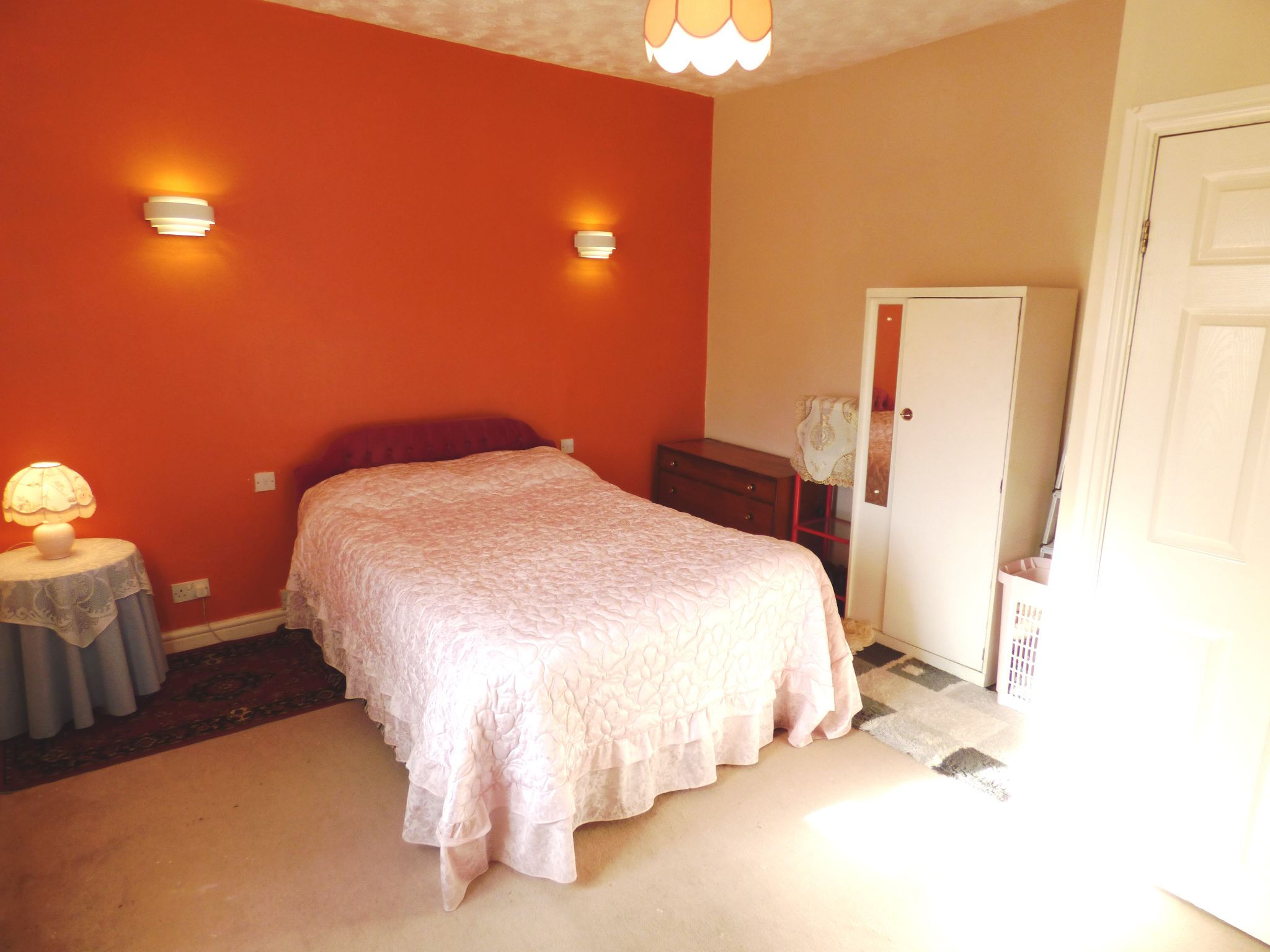 2 Bedroom Mid Terraced House For Sale - Bedroom One