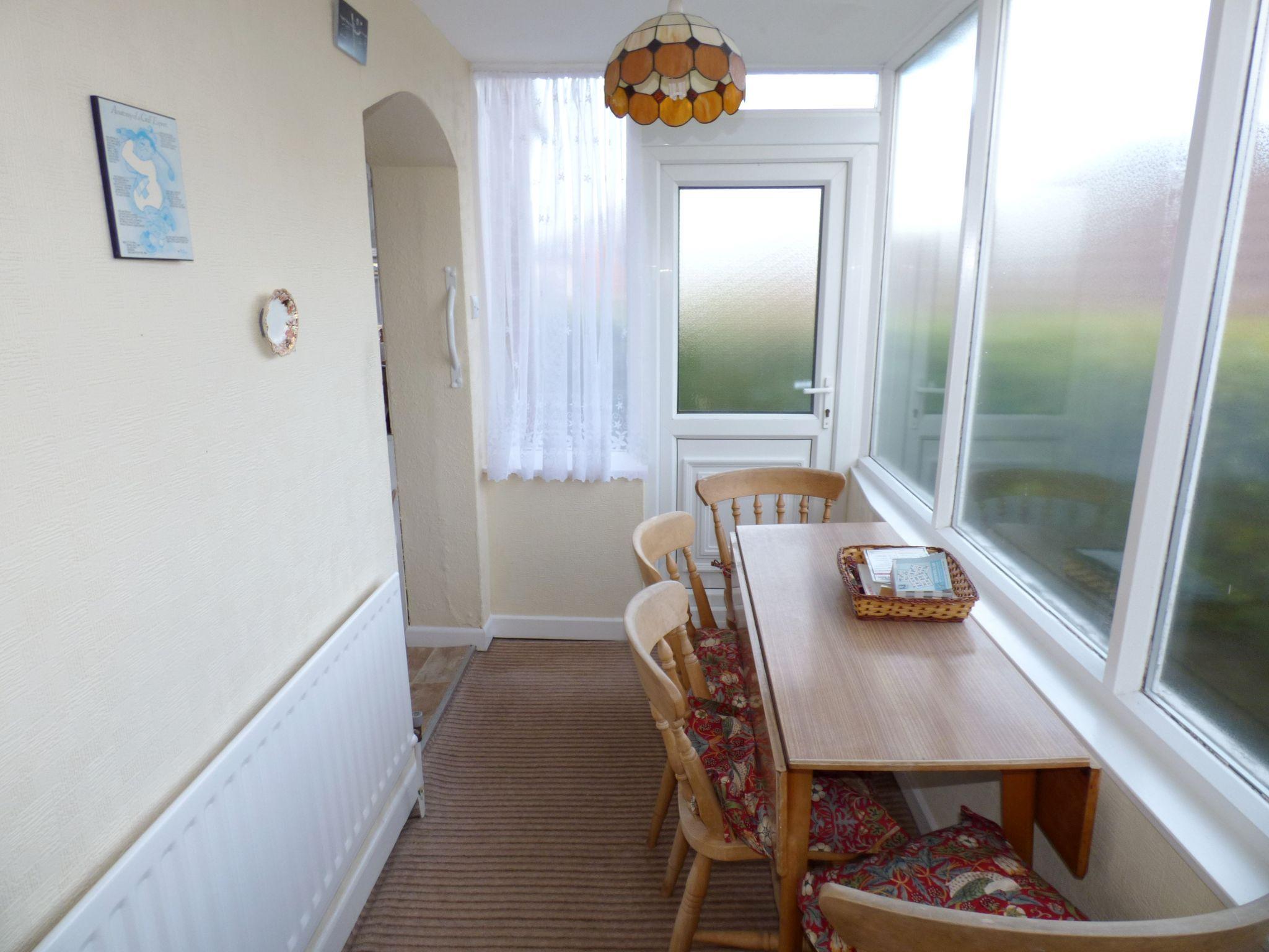 3 Bedroom Detached Bungalow For Sale - Breakfast Room