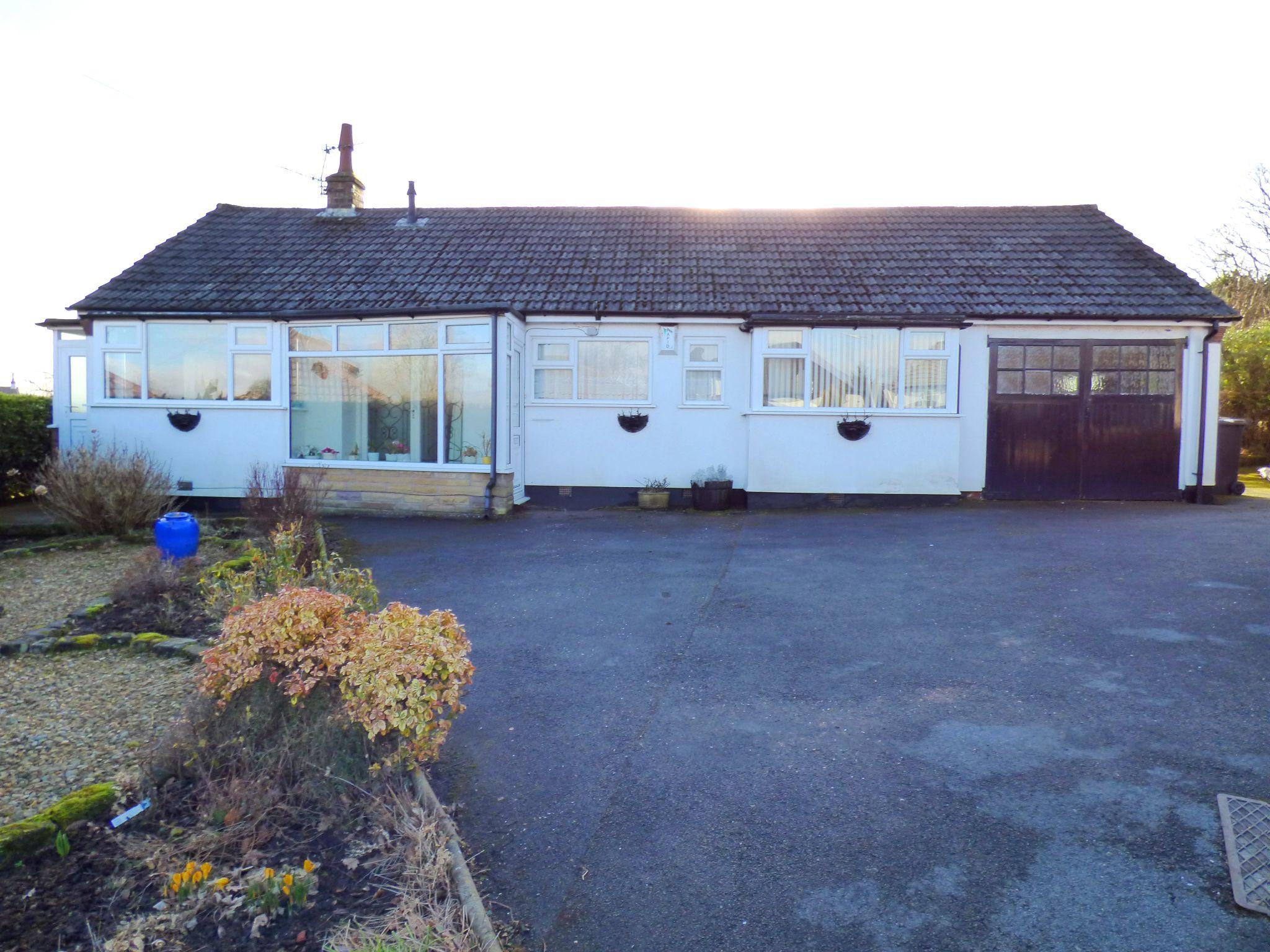 3 Bedroom Detached Bungalow For Sale - Front External