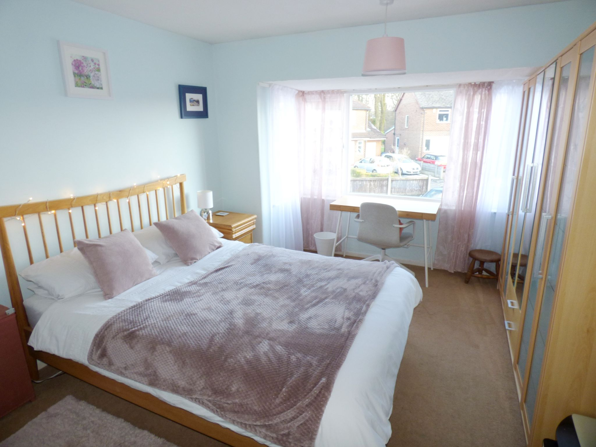 3 Bedroom Semi-detached House For Sale - Bedroom One