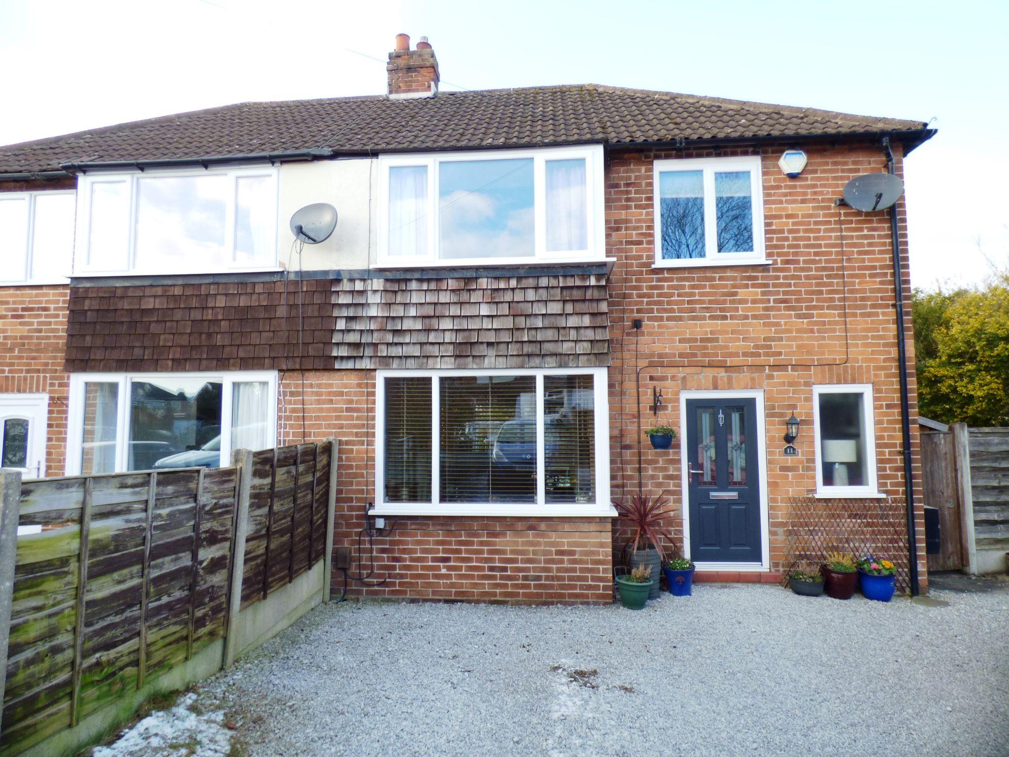 3 Bedroom Semi-detached House For Sale - Front External