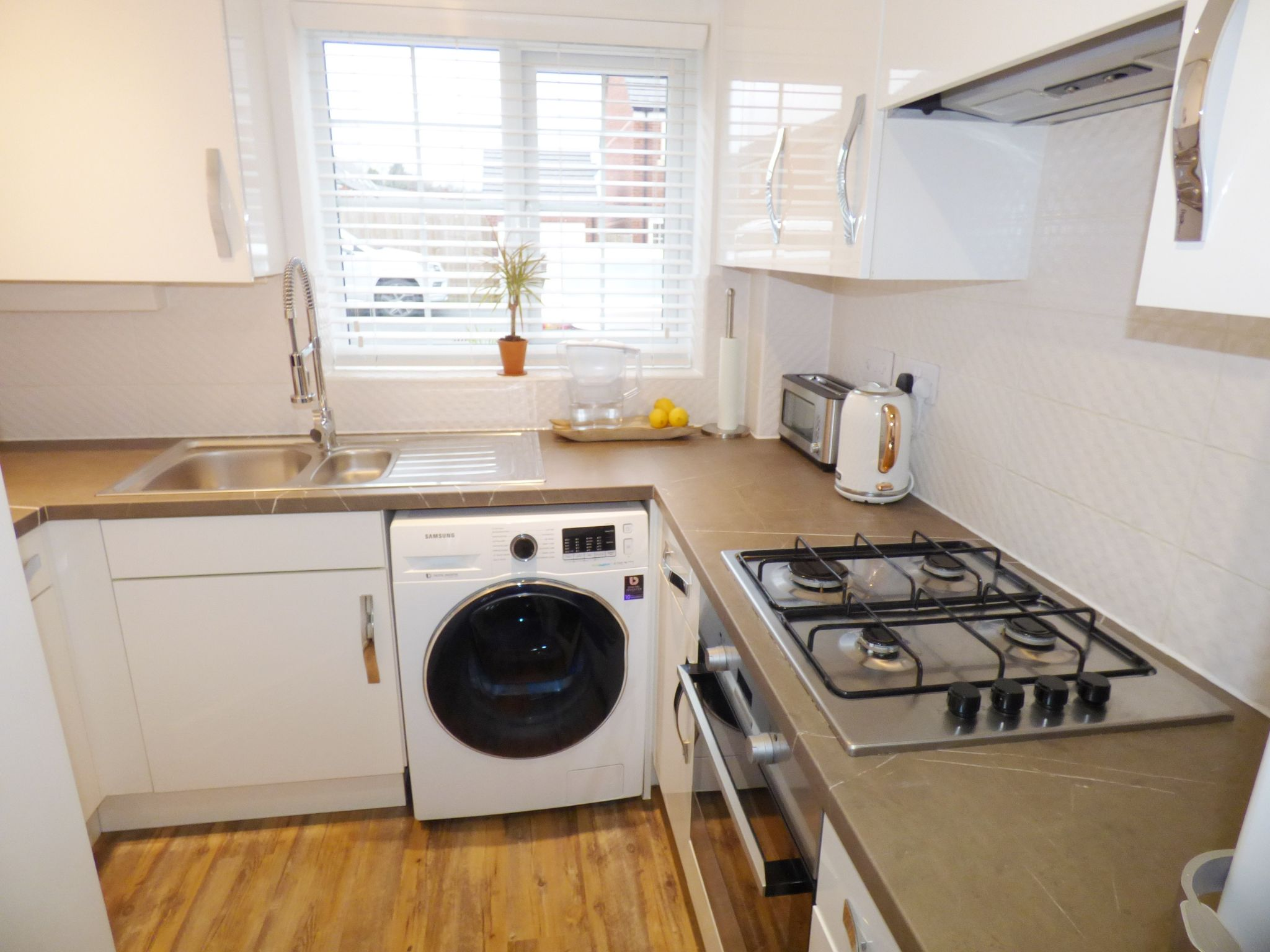 2 Bedroom End Terraced House For Sale - Kitchen