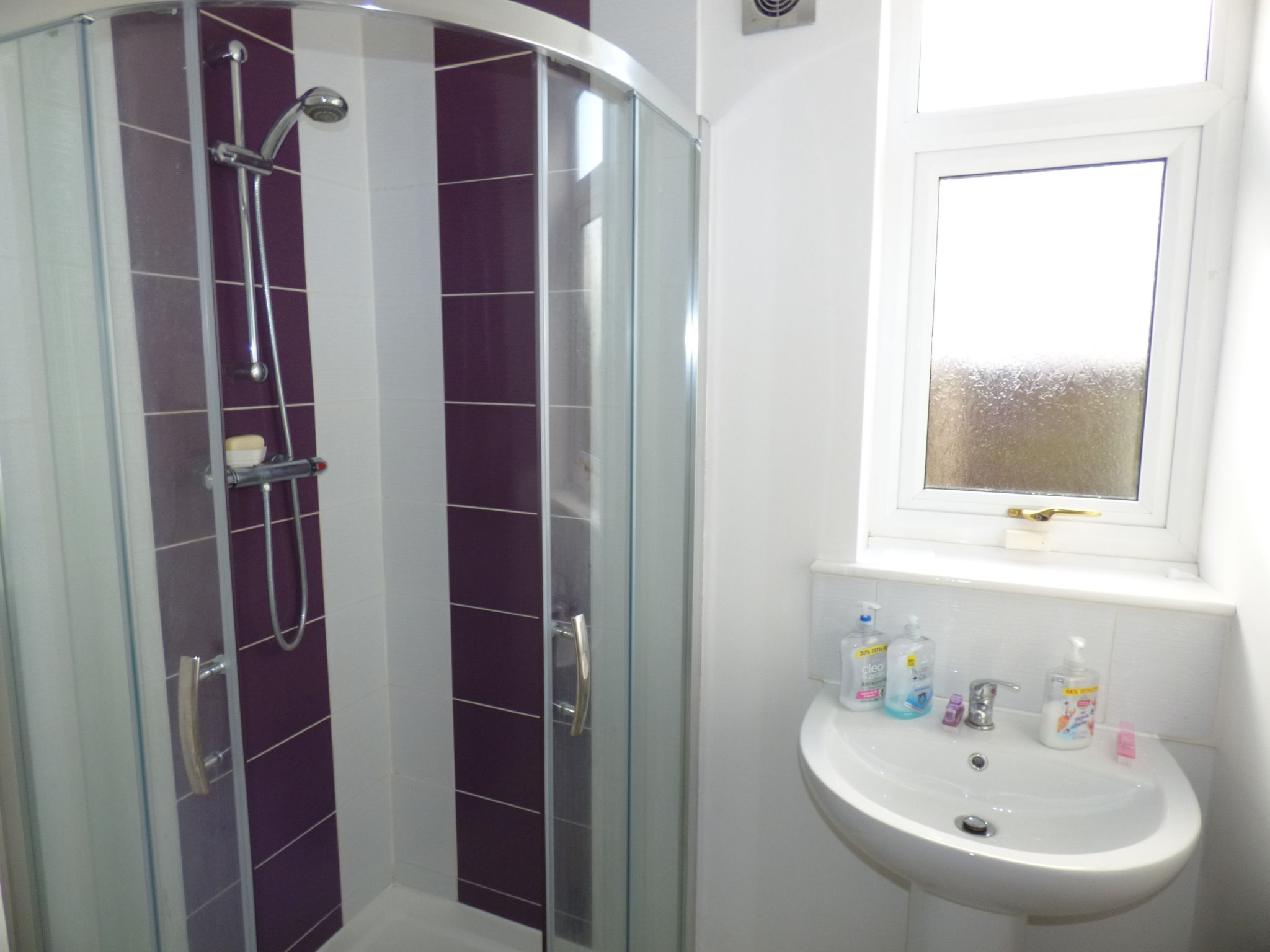 4 Bedroom Detached House For Sale - Shower Room