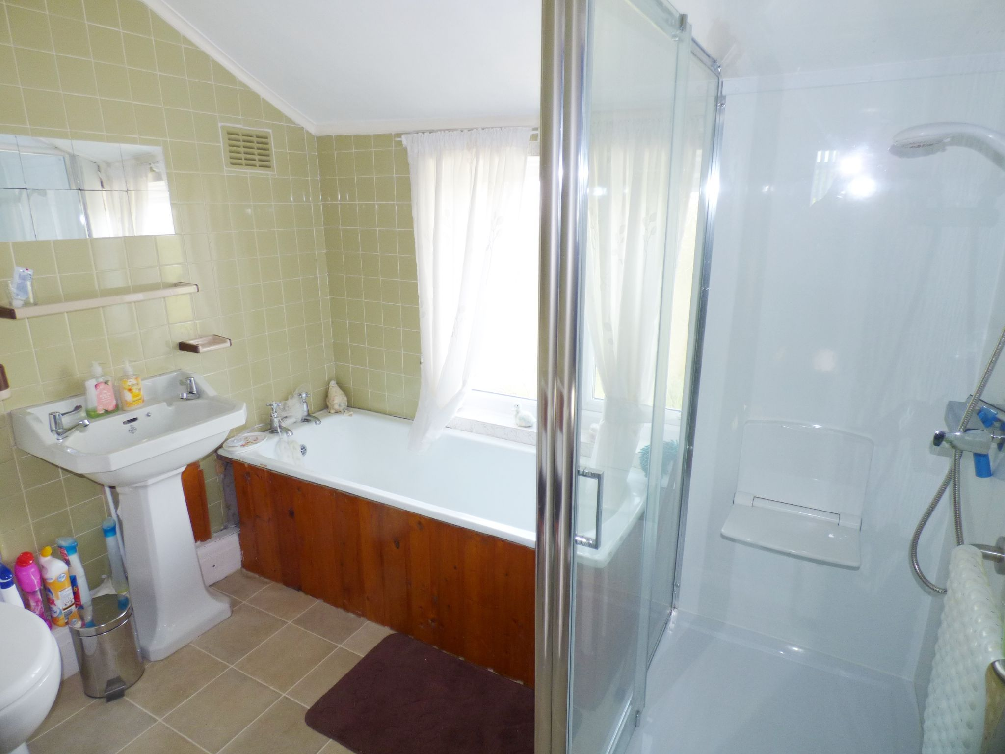 2 Bedroom Semi-detached House For Sale - Bathroom