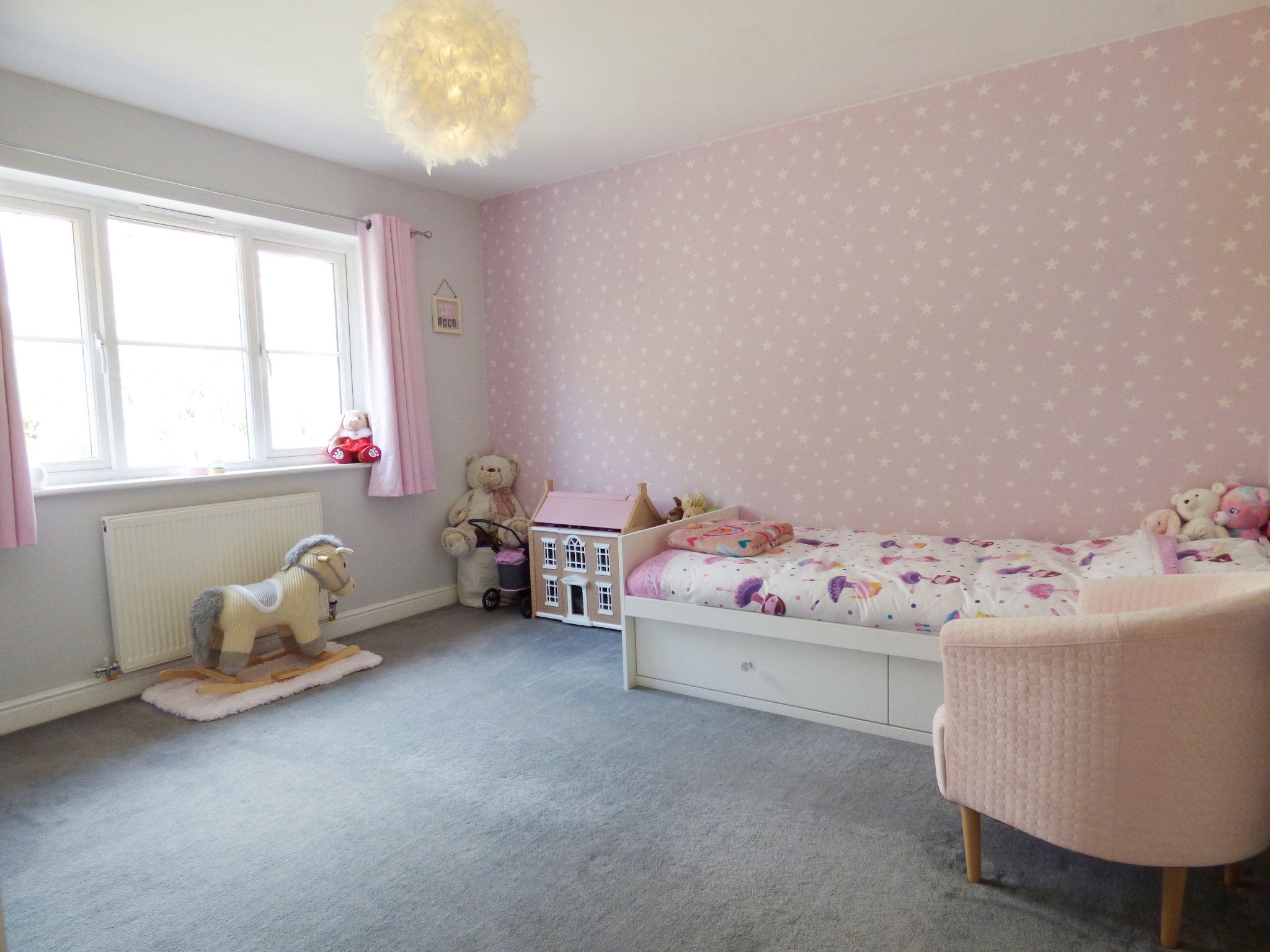 4 Bedroom Semi-detached House For Sale - Bedroom Two