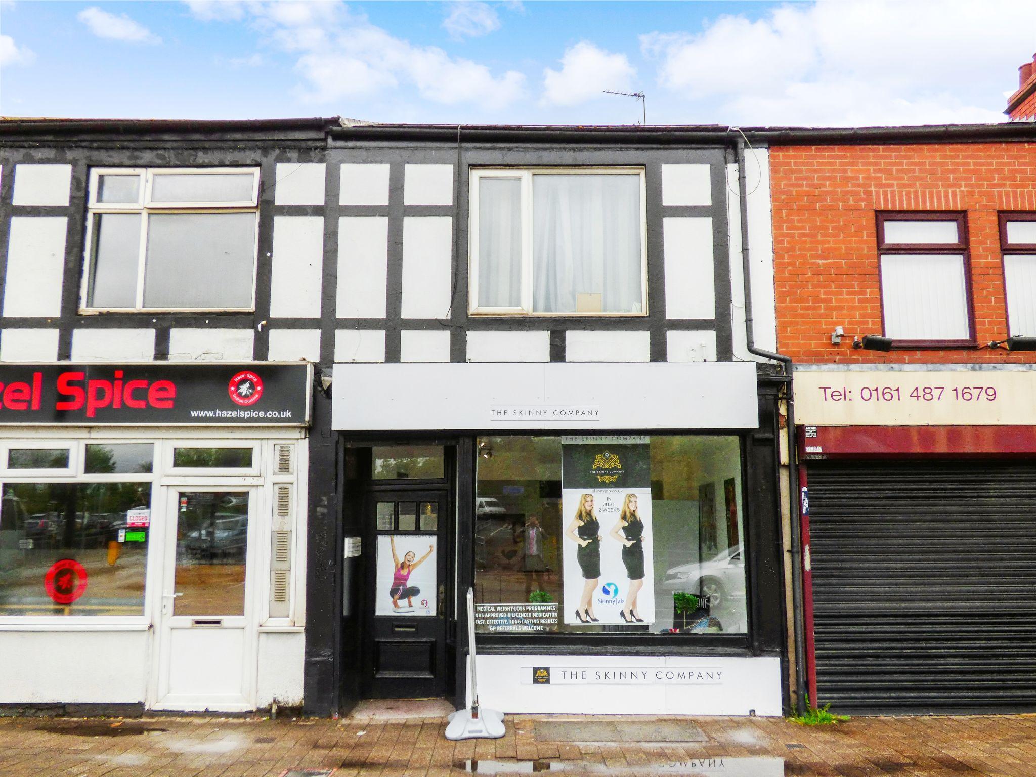 Shop To Rent - Front External
