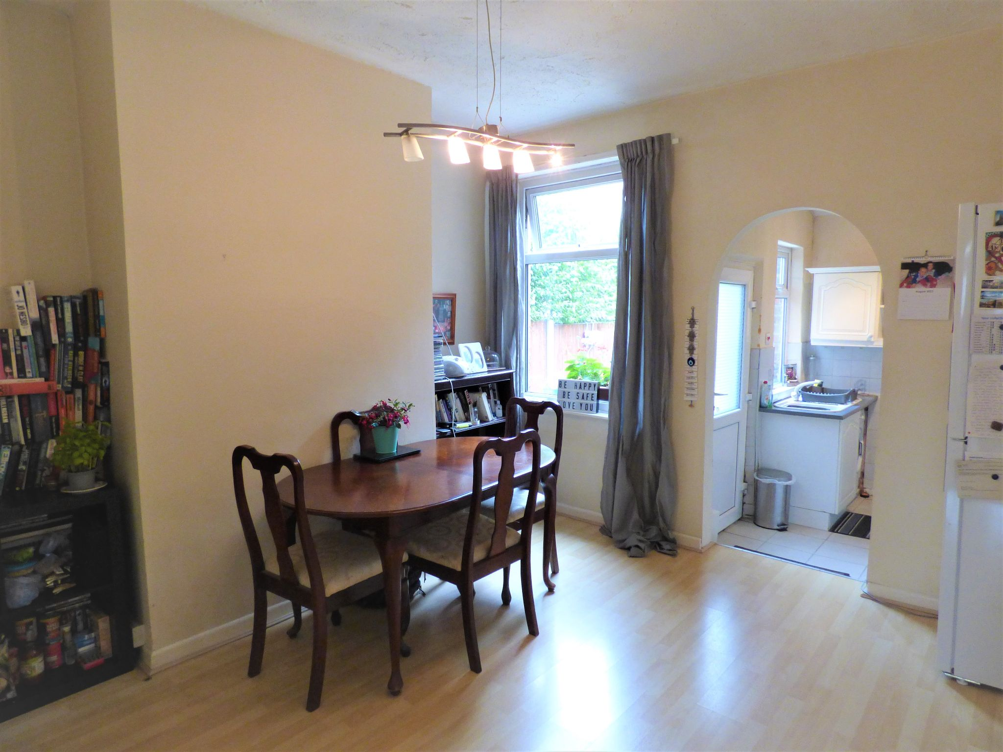 2 Bedroom Semi-detached House For Sale - Dining Room