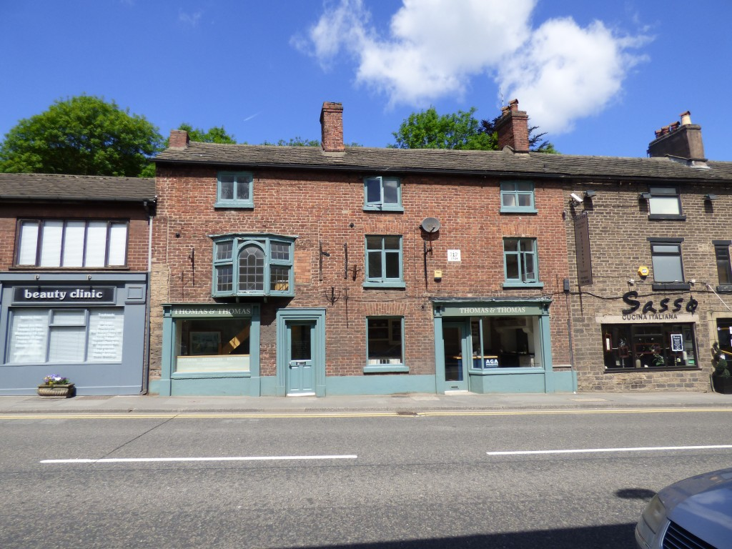 Retail Property (high Street) For Sale - Photograph 1