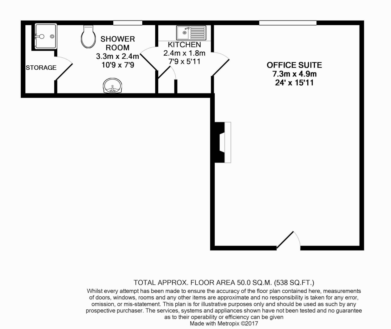 Office - Floorplan 1