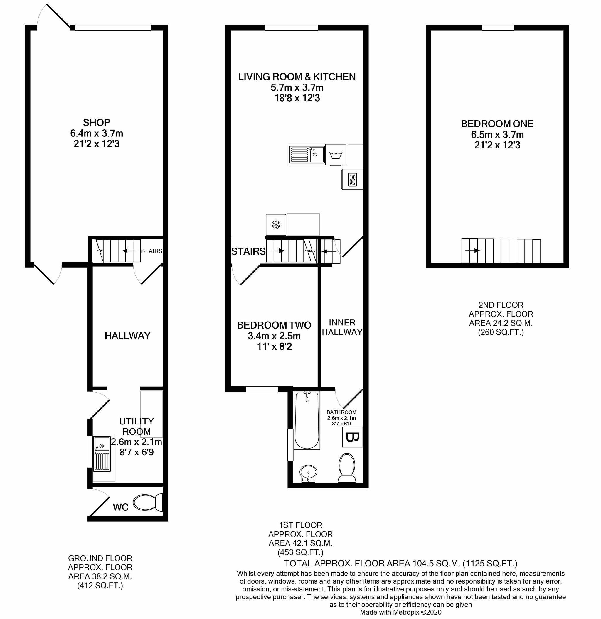 Commercial Property For Sale - Floorplan 1