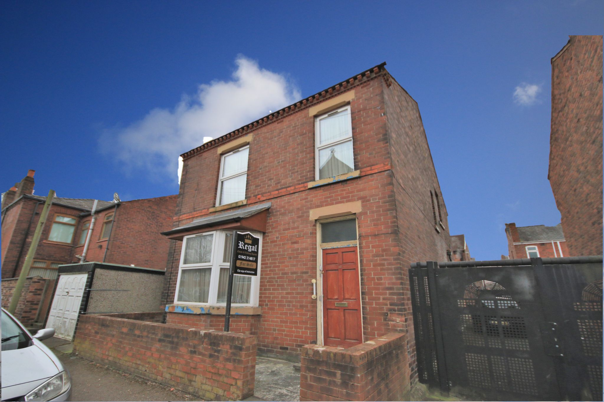 3 bedroom detached house Sold in Wigan - Photograph 1.