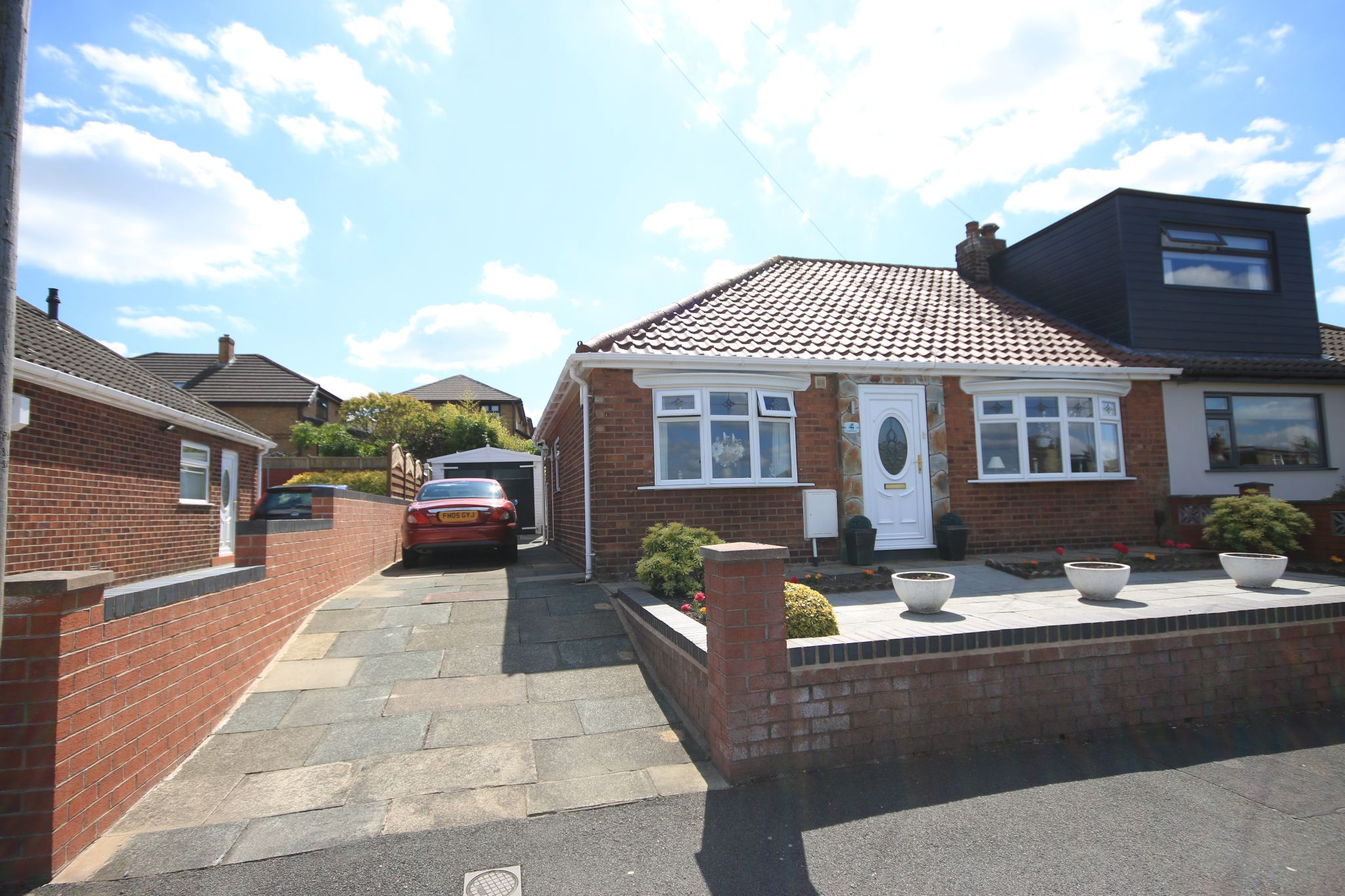 2 Bedroom Semi-detached Bungalow For Sale - Photograph 1