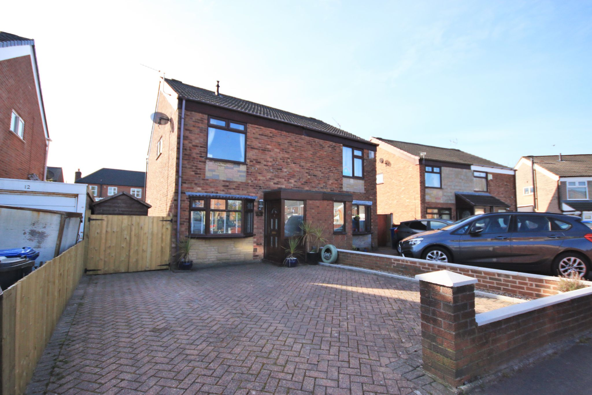 3 bedroom semi-detached house Sold in Wigan - Photograph 1.