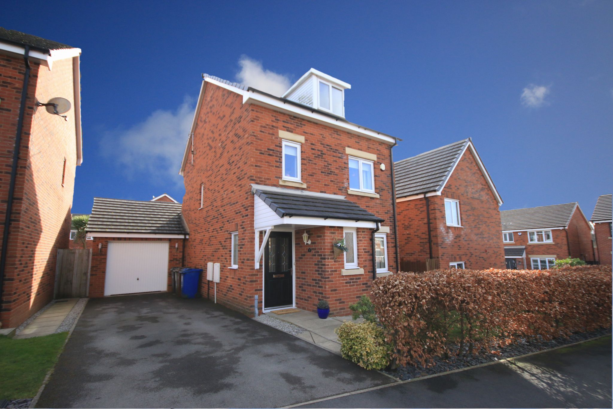 4 bedroom detached house SSTC in Wigan - Photograph 1.