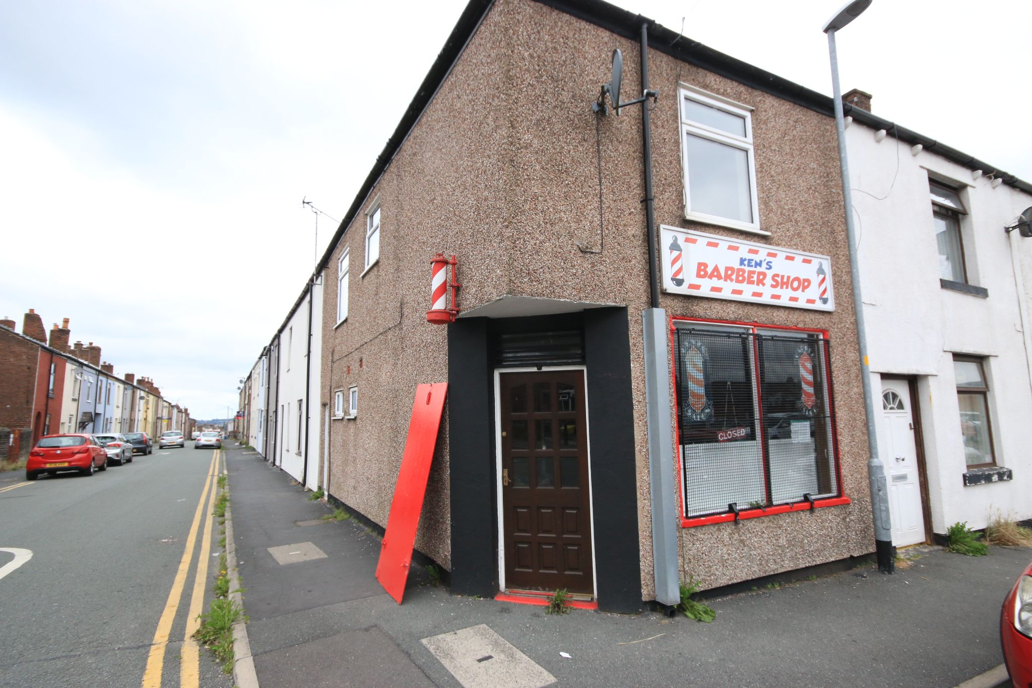 Empty Retail Premises For Sale in Wigan - Photograph 1.