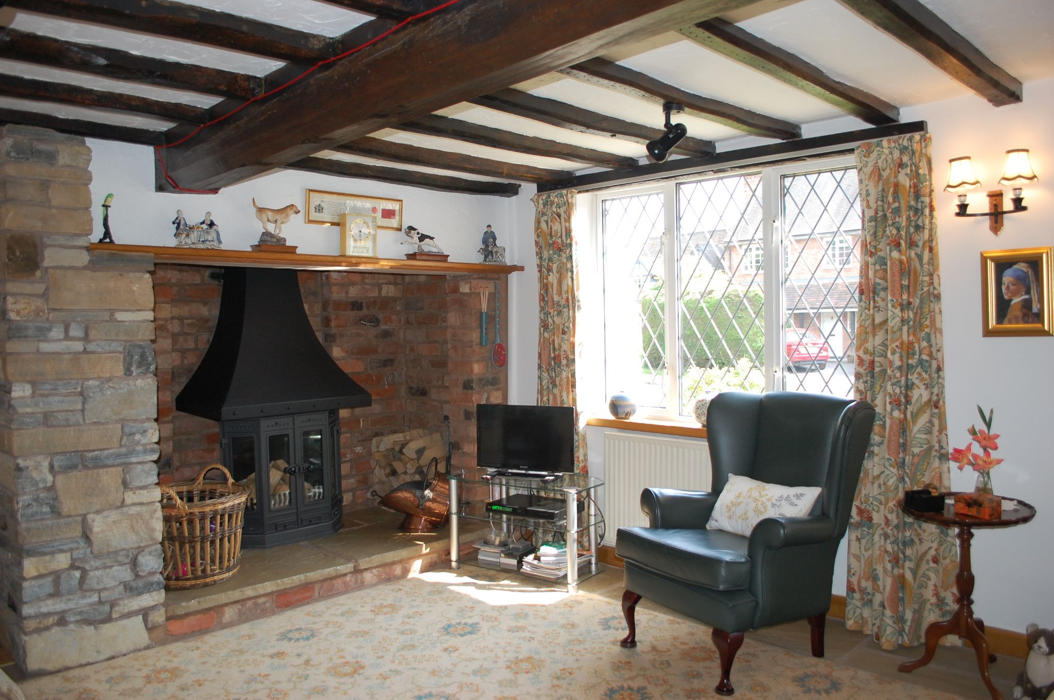 3 bedroom cottage house For Sale in Great Alne, Alcester - Property photograph