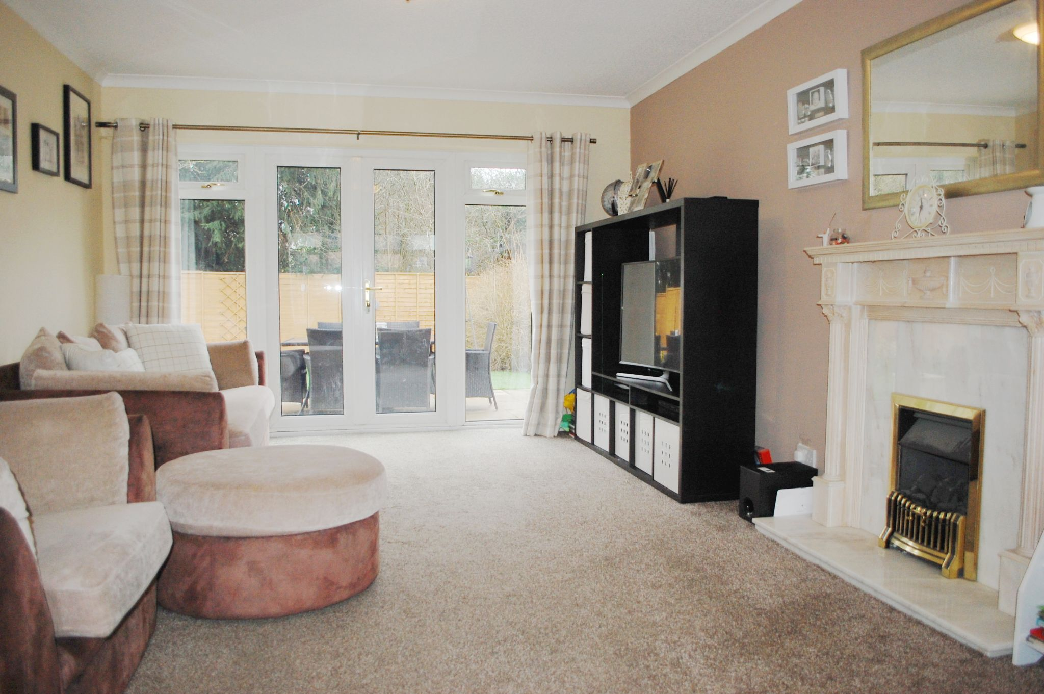 5 bedroom detached house For Sale in Kings Coughton, Alcester - Property photograph