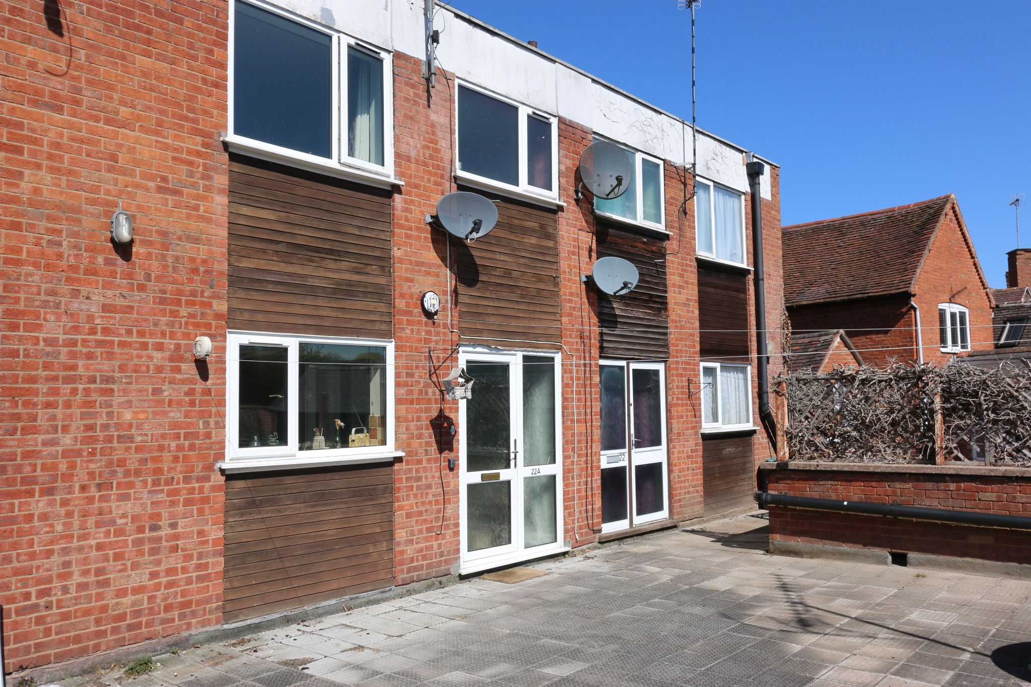 3 bedroom duplex flat/apartment For Sale Alcester - Property photograph