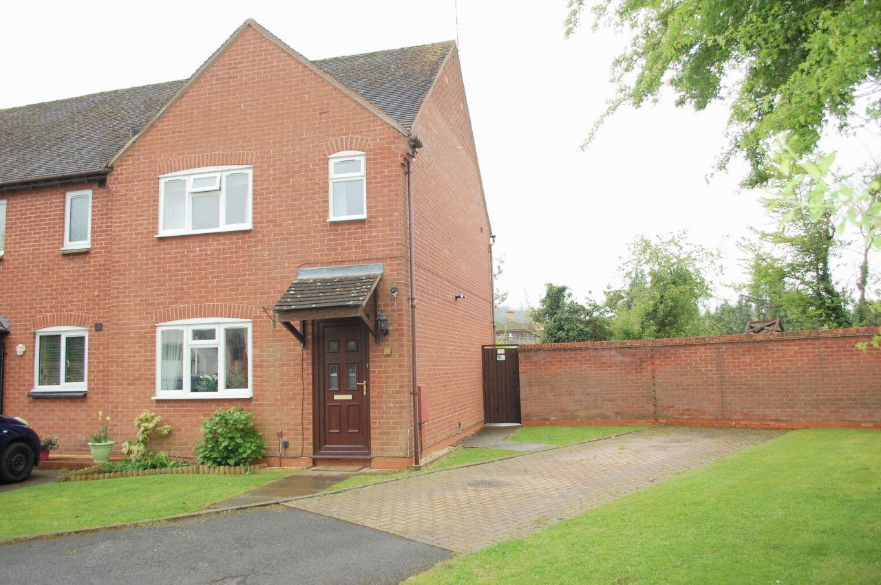 3 Bedroom End Terraced House For Sale Main Image