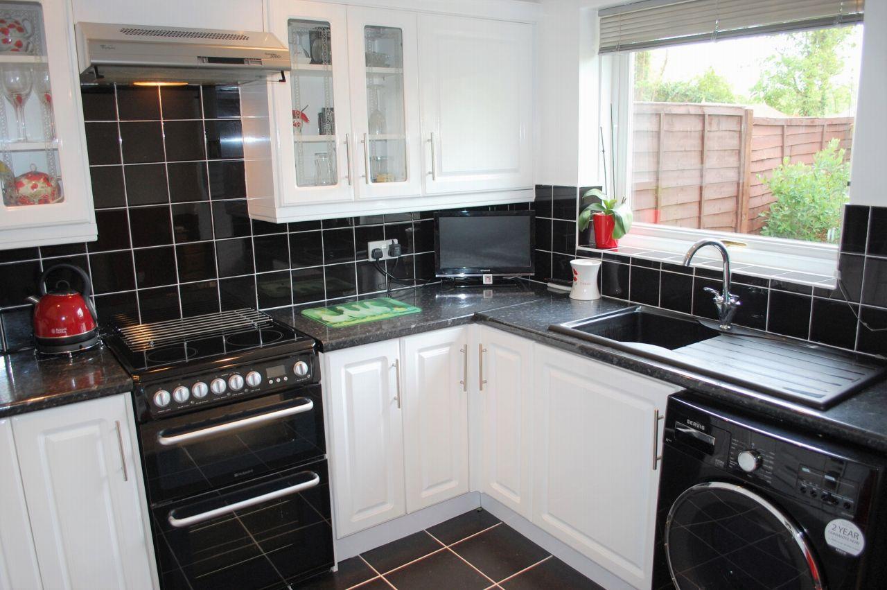 Image 1 of 2 of Stylish Kitchen Area, on Accommodation Comprising