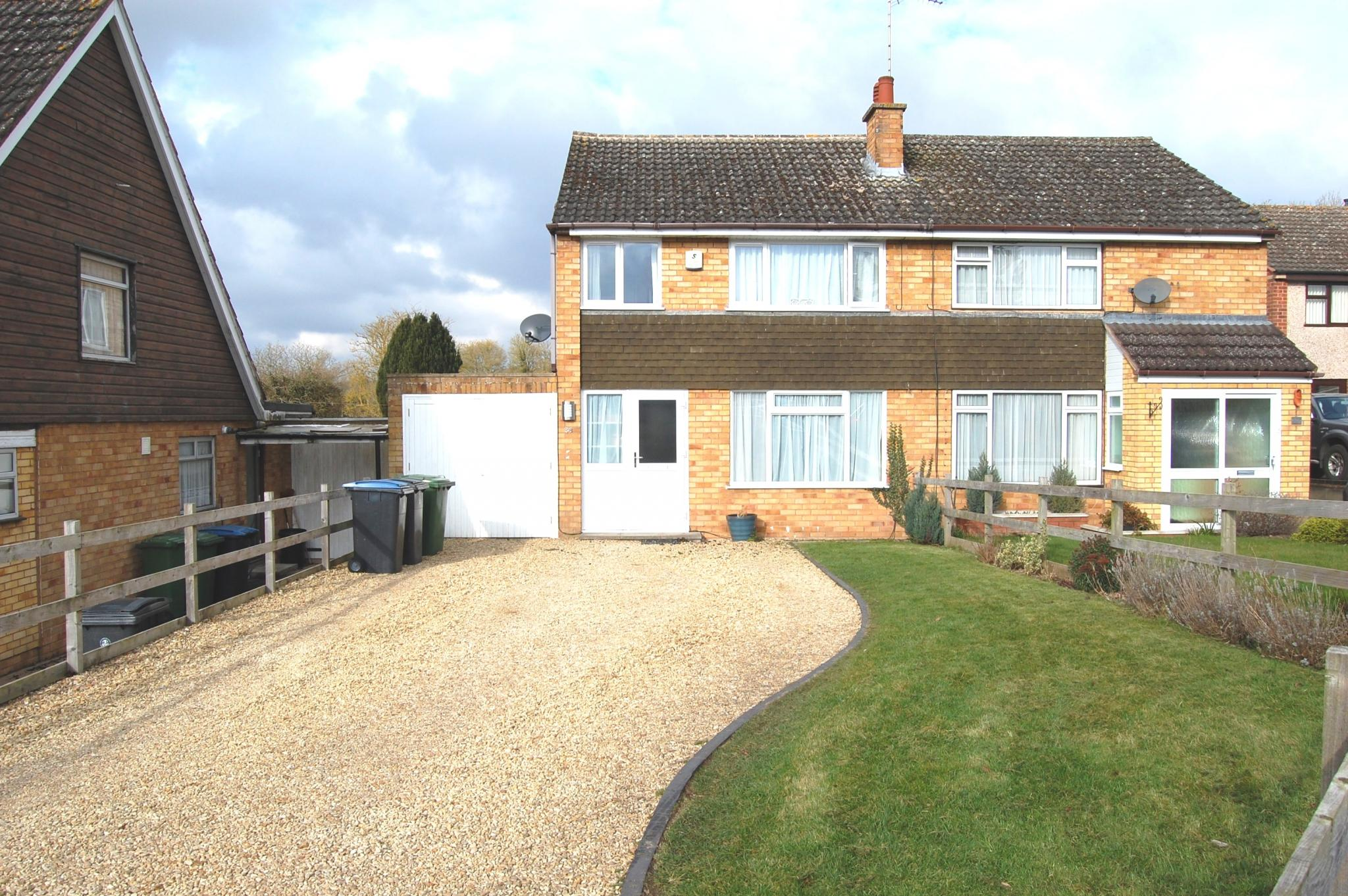 3 Bedroom Semi Detached House Under Offer Alcester   Property Photograph