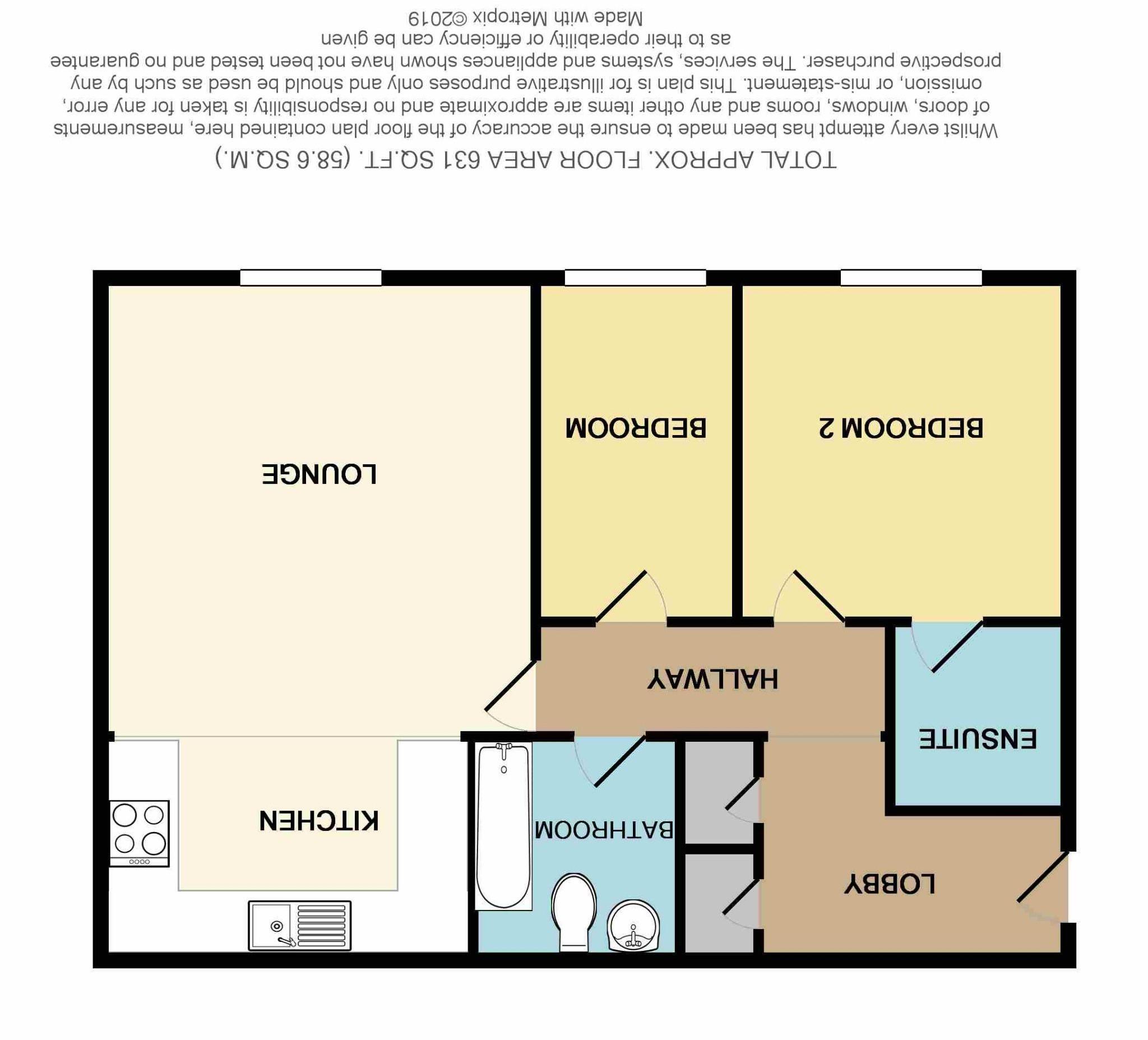 2 Bedroom Ground Floor Flat/apartment To Rent - Photograph 1