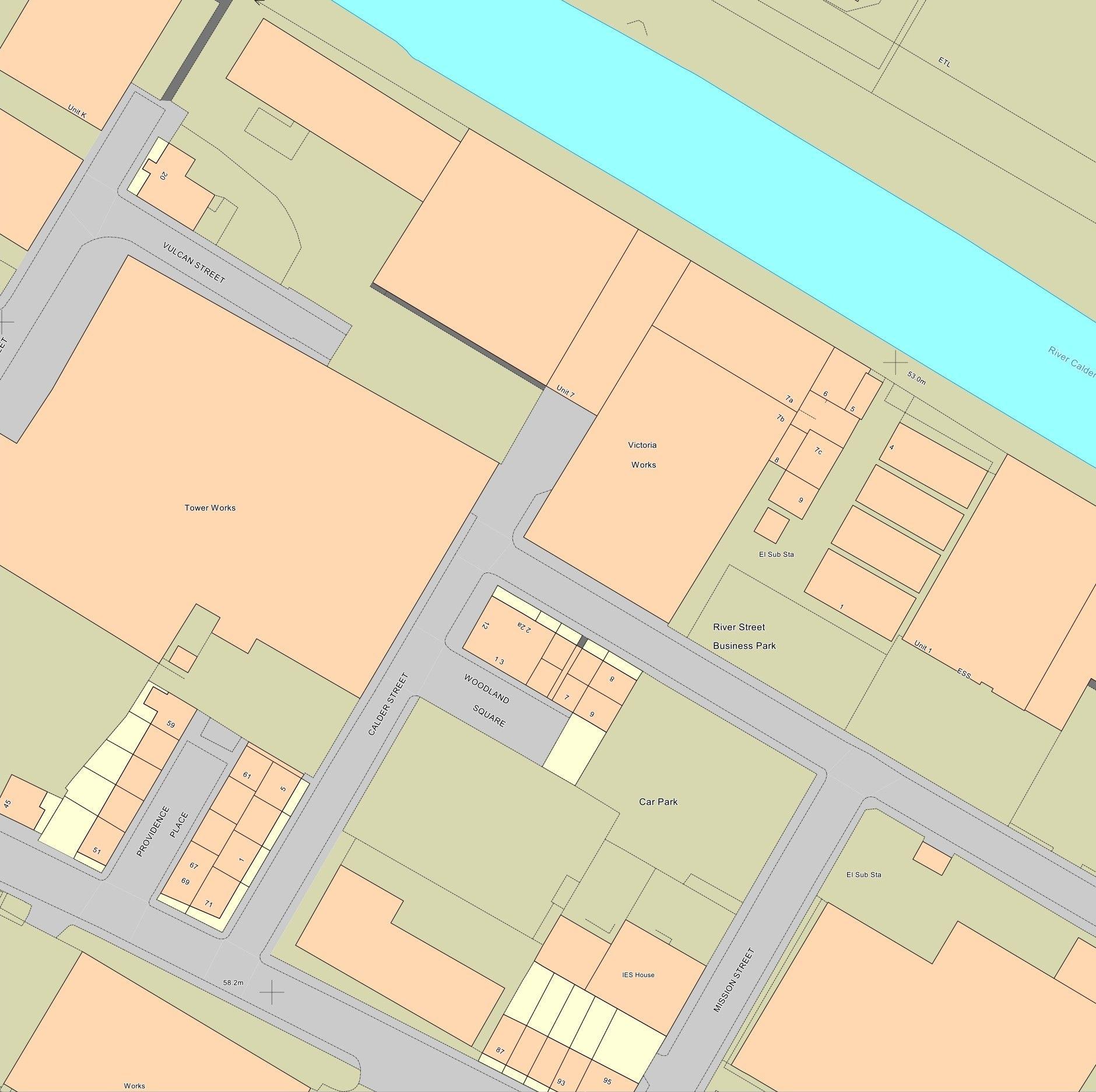 Land To Rent - Floorplan 1