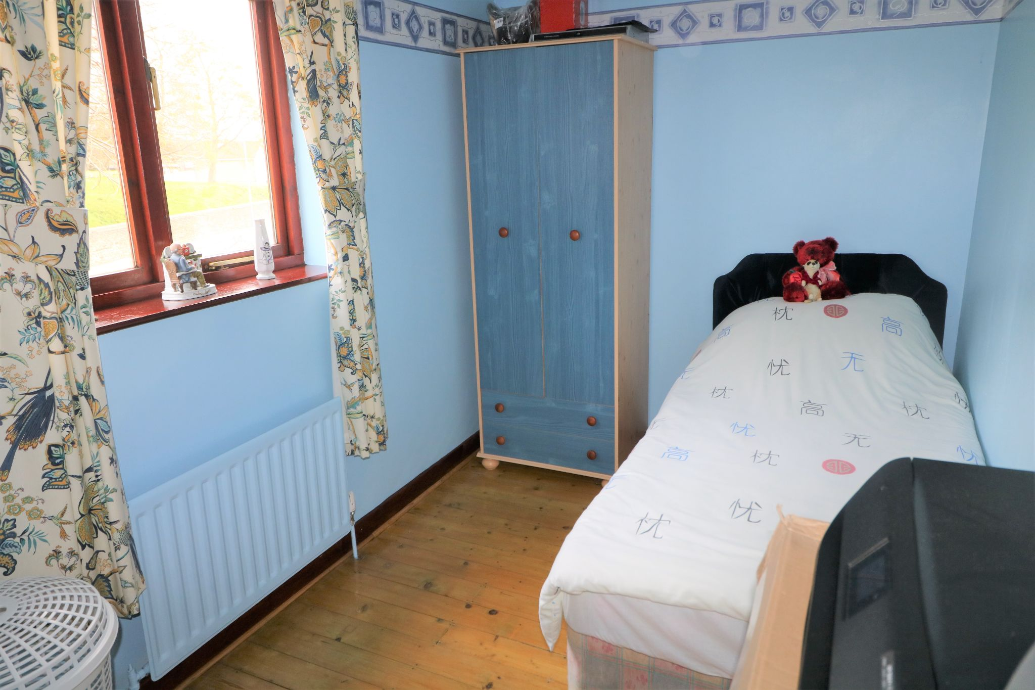 3 Bedroom Detached House For Sale - Bedroom